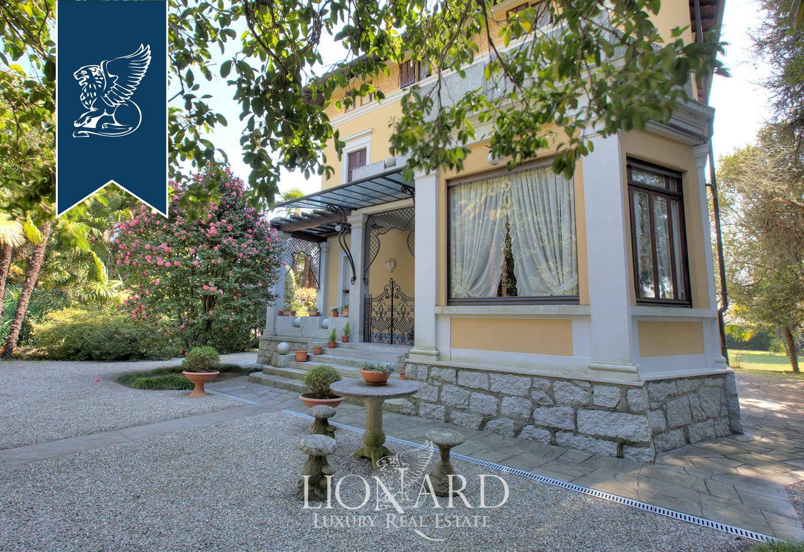 Villa in Vendita a Lesa: 0 locali, 400 mq - Foto 2