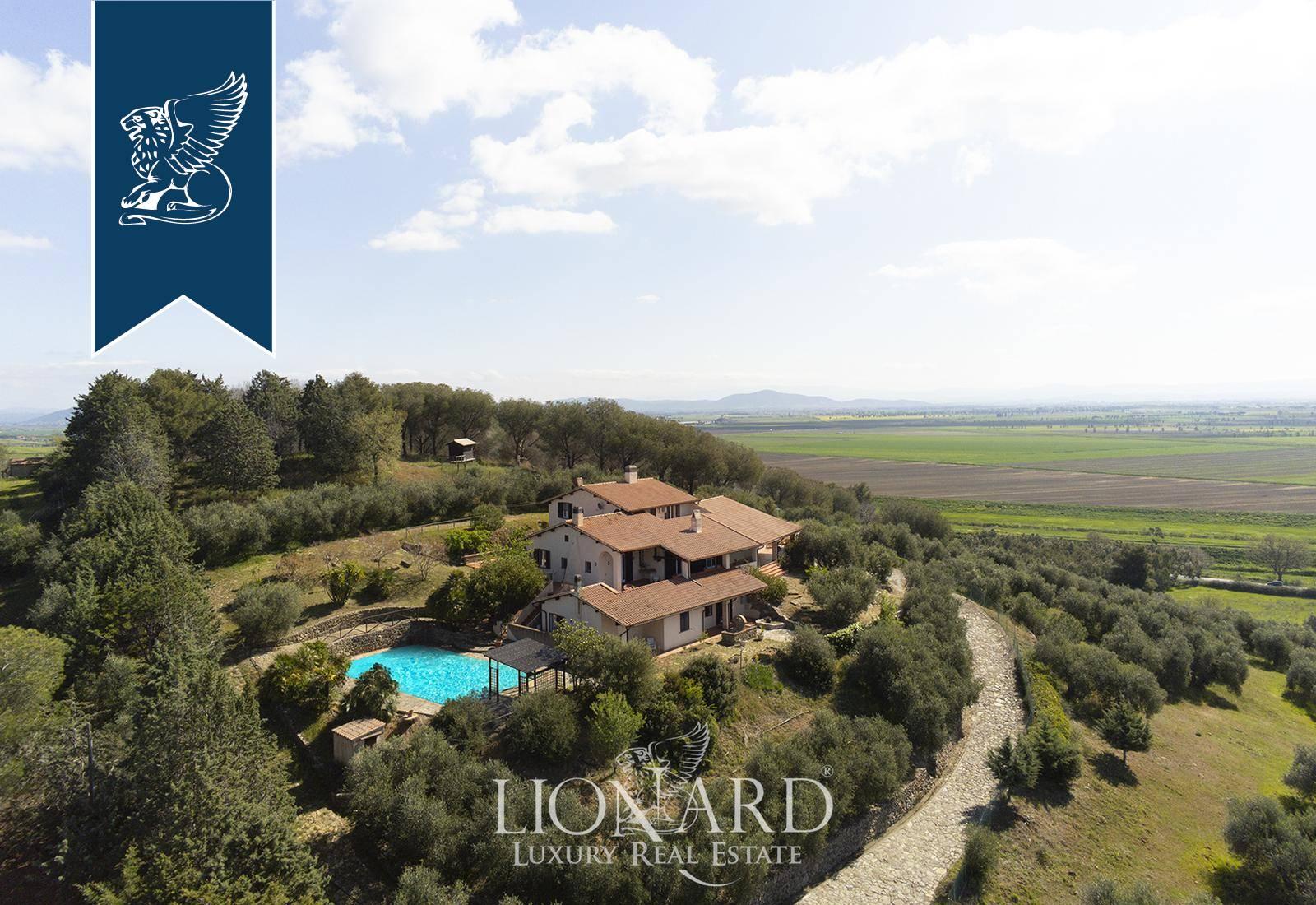 Villa in Vendita a Castiglione Della Pescaia: 425 mq