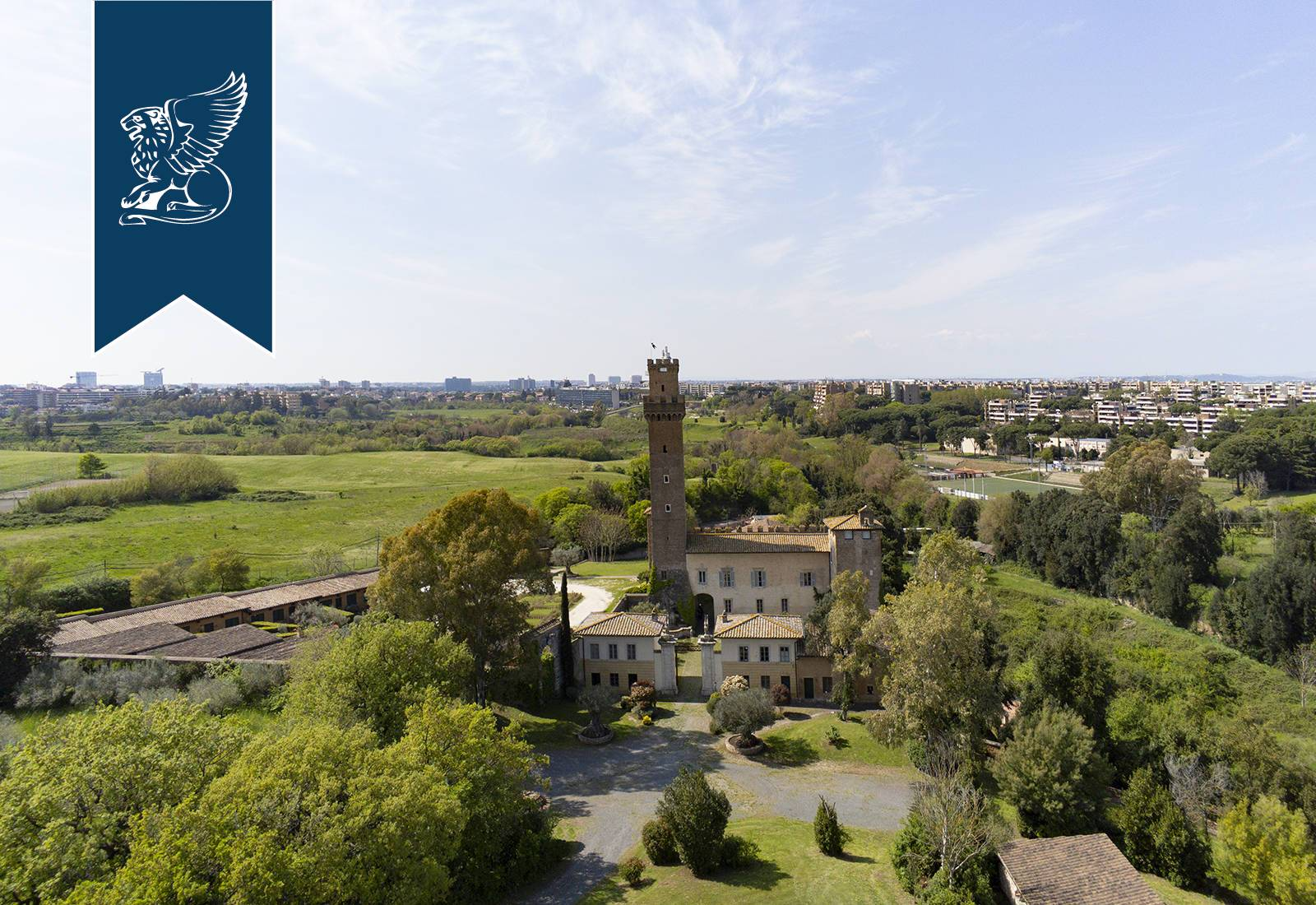 Villa in Vendita a Roma: 0 locali, 6200 mq - Foto 2