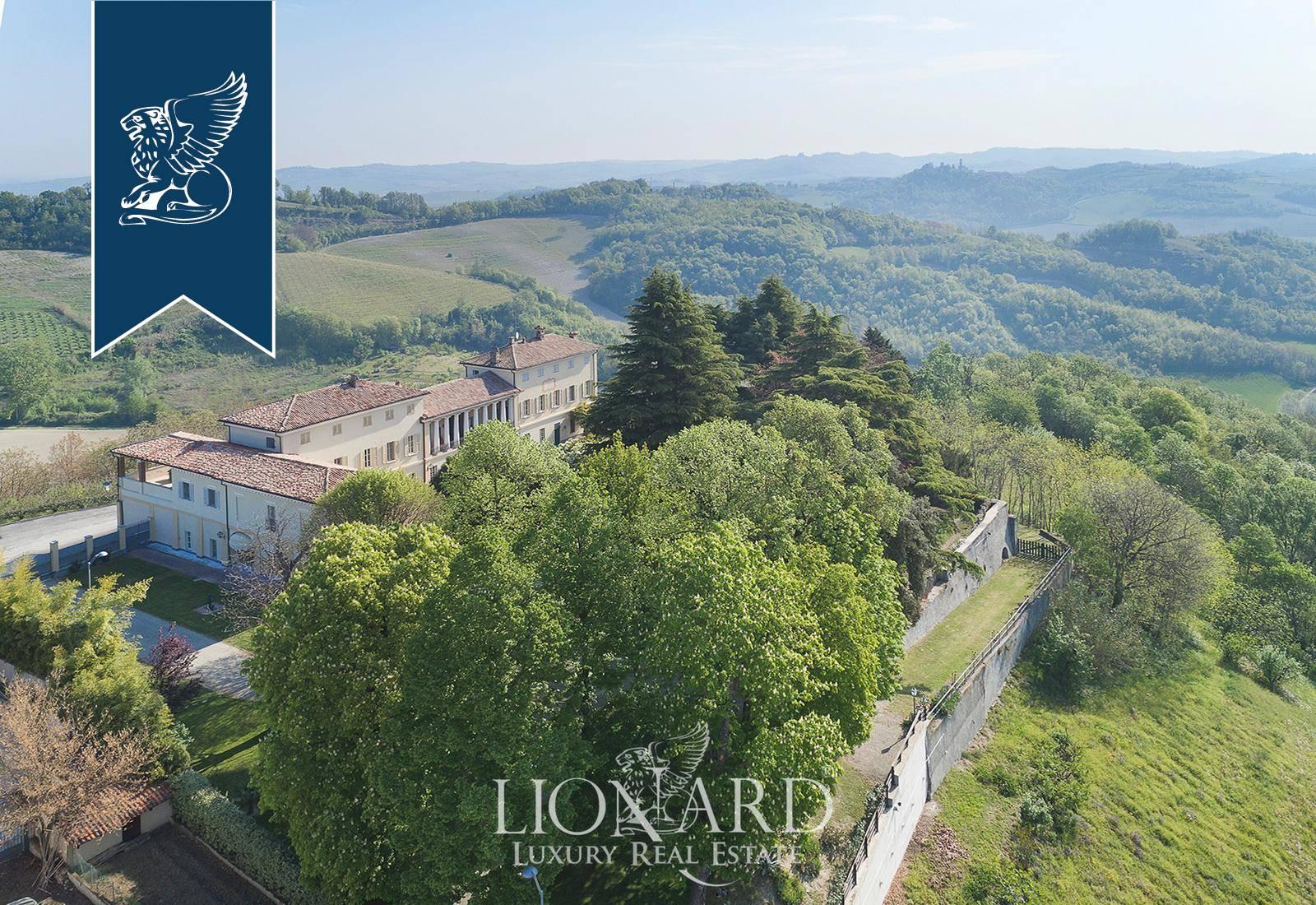 Villa in Vendita a Ponzano Monferrato: 0 locali, 2100 mq - Foto 1