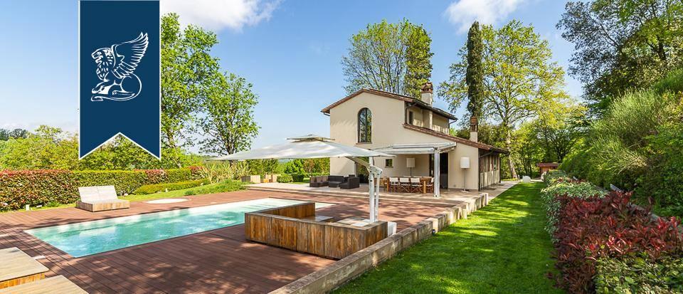 Villa in Vendita a Montopoli In Val D'Arno: 300 mq