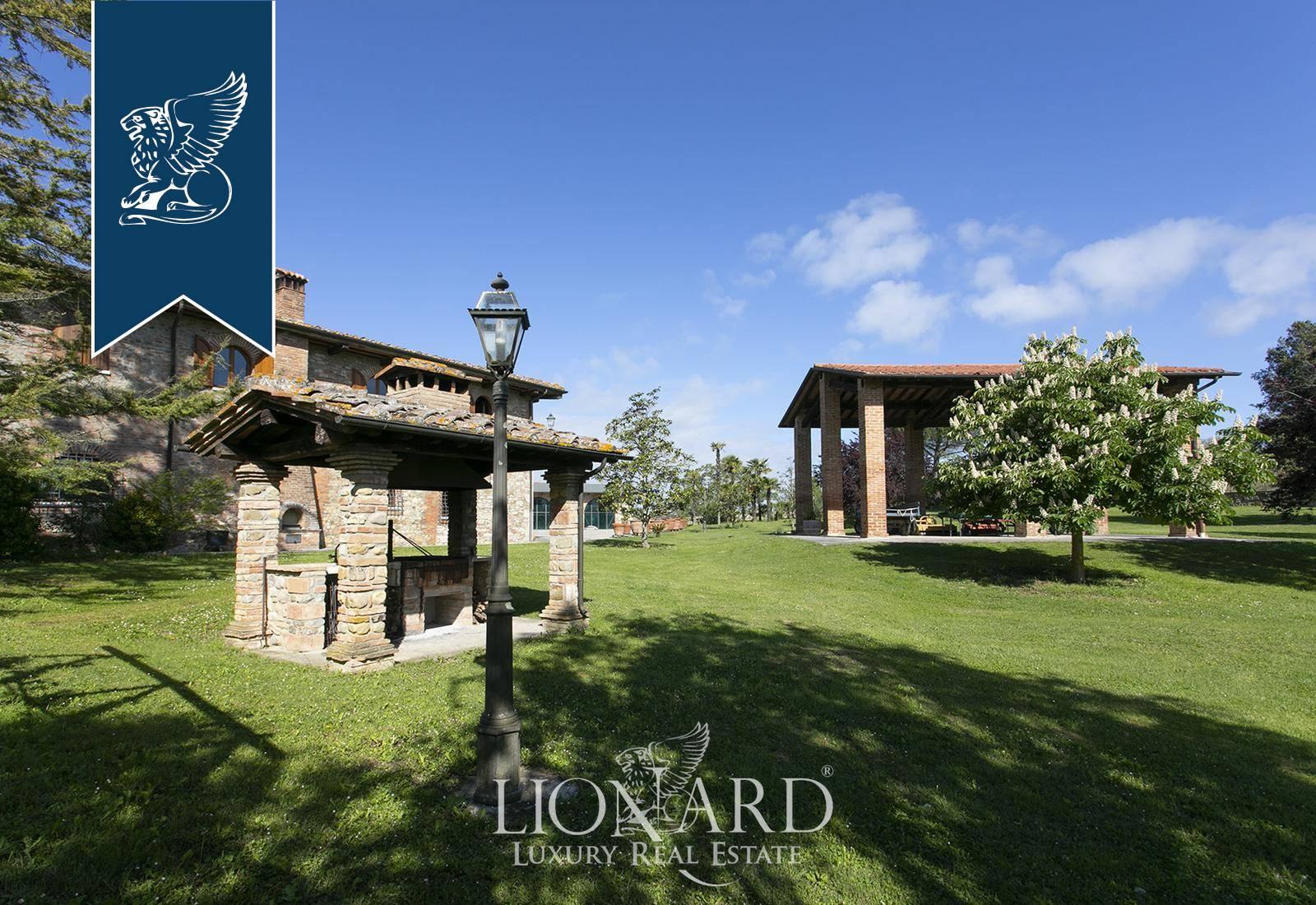 Villa in Vendita a Asciano: 0 locali, 1190 mq - Foto 9