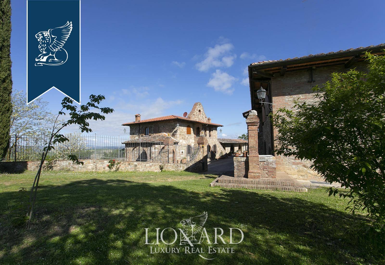 Villa in Vendita a Asciano: 0 locali, 1190 mq - Foto 8