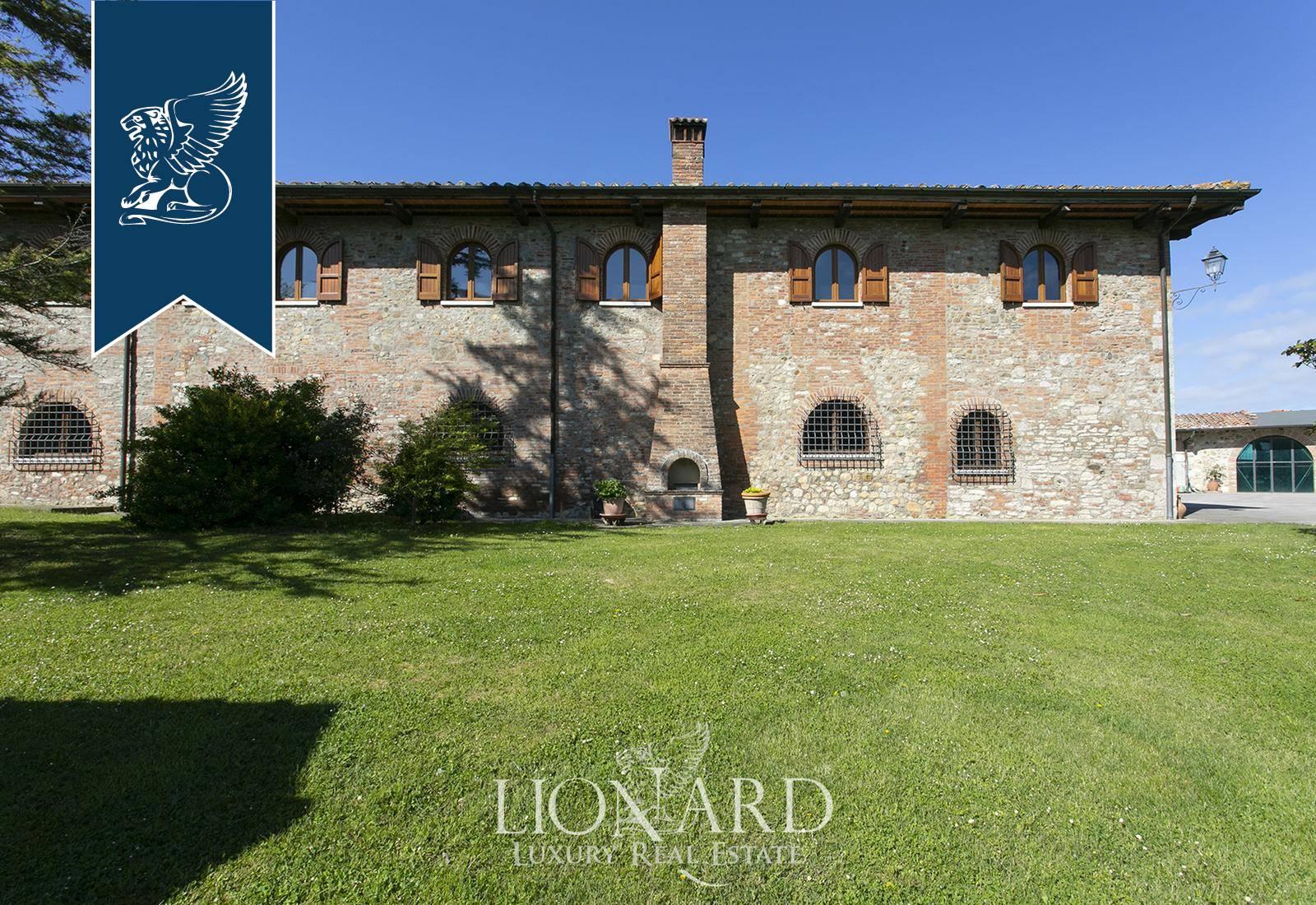 Villa in Vendita a Asciano: 0 locali, 1190 mq - Foto 6