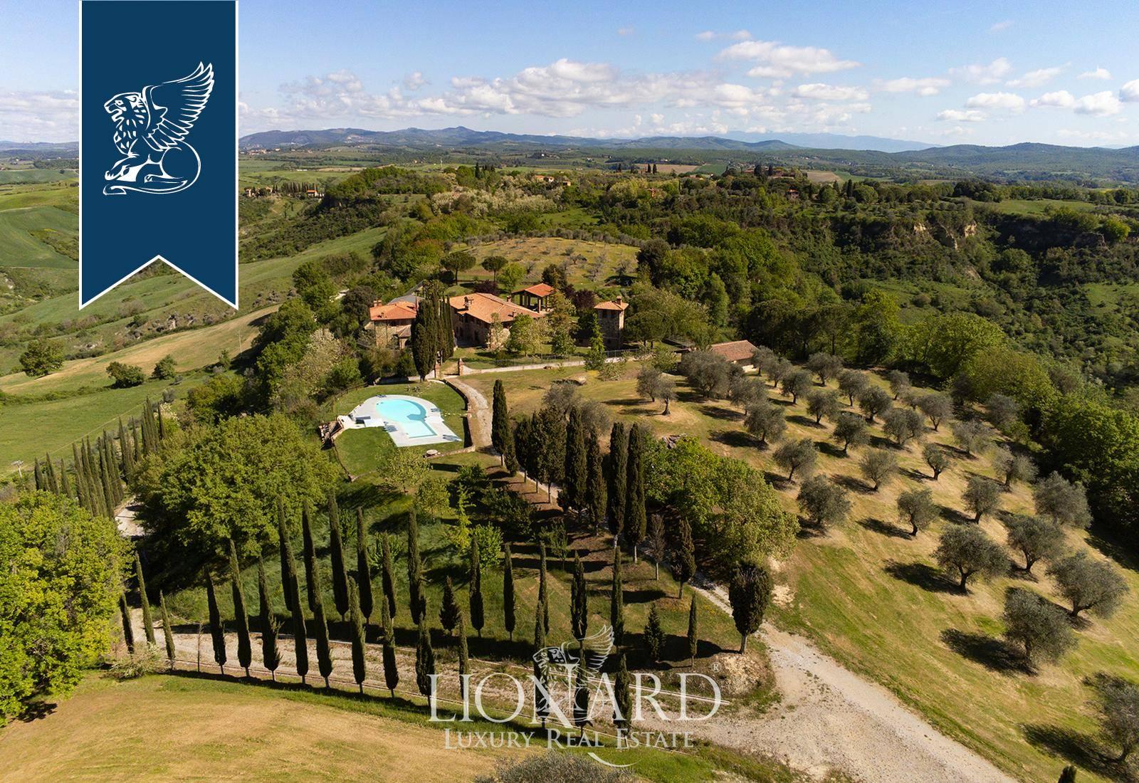 Villa in Vendita a Asciano: 0 locali, 1190 mq - Foto 2