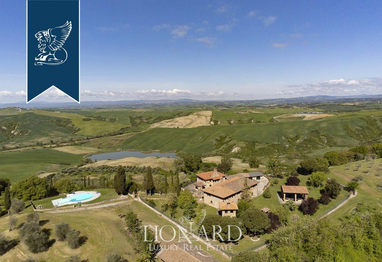 Villa in Vendita a Asciano: 0 locali, 1190 mq - Foto 3