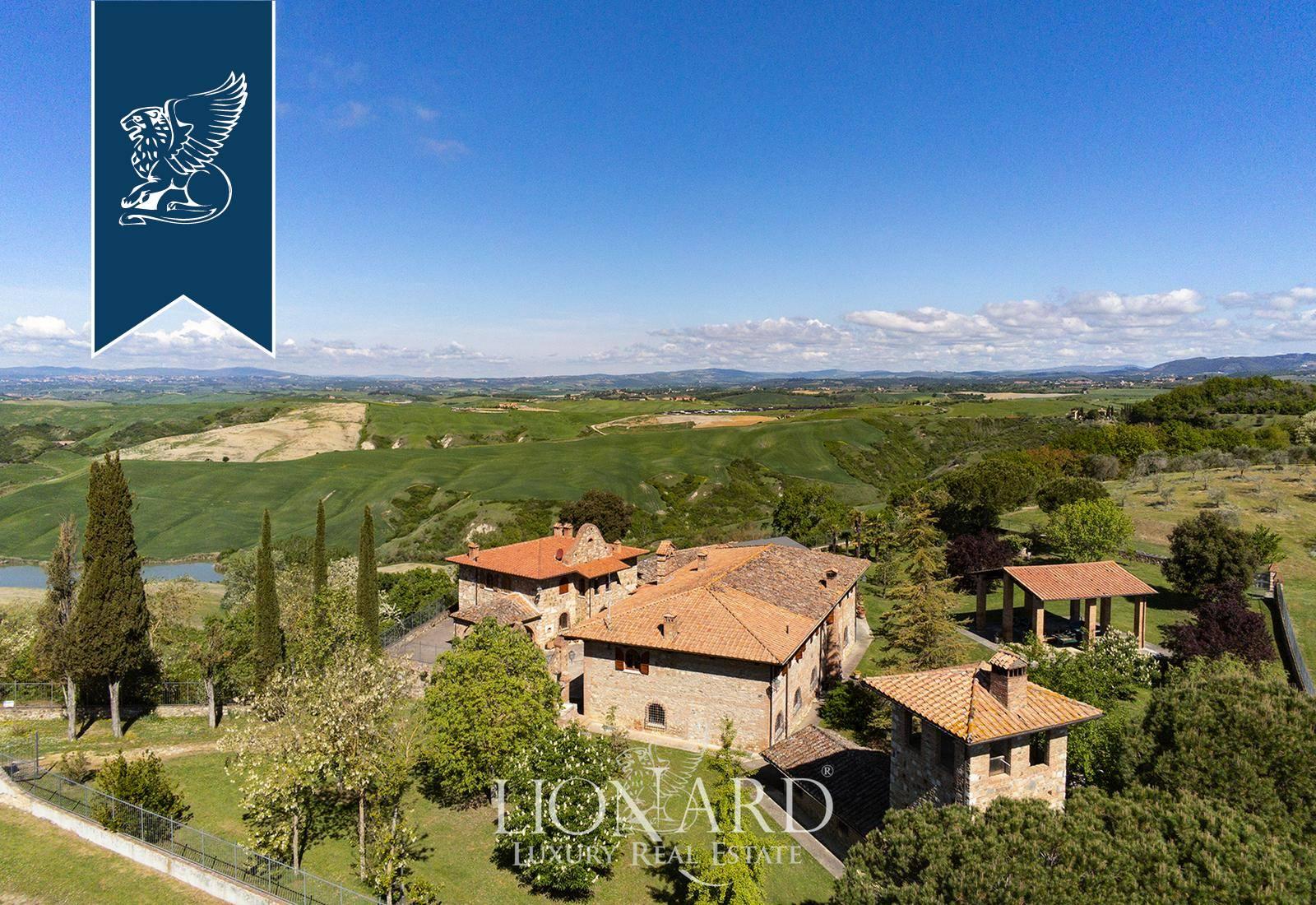 Villa in Vendita a Asciano: 0 locali, 1190 mq - Foto 4