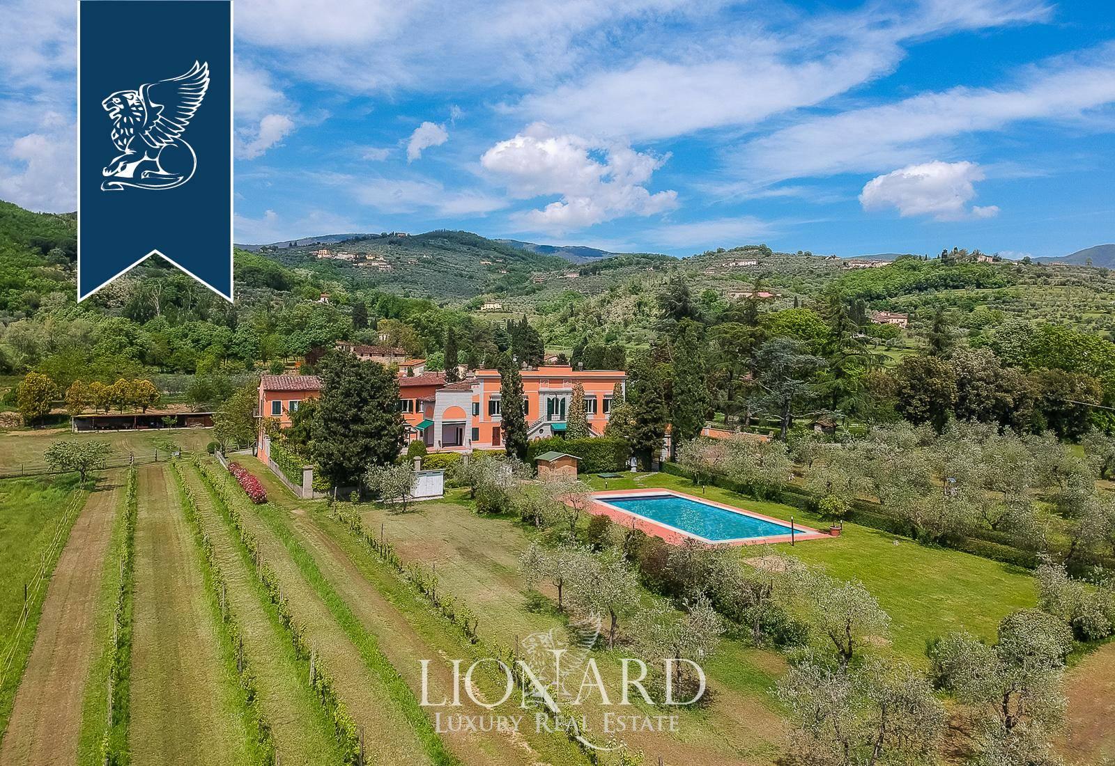 Villa in Vendita a Pistoia: 0 locali, 750 mq - Foto 2
