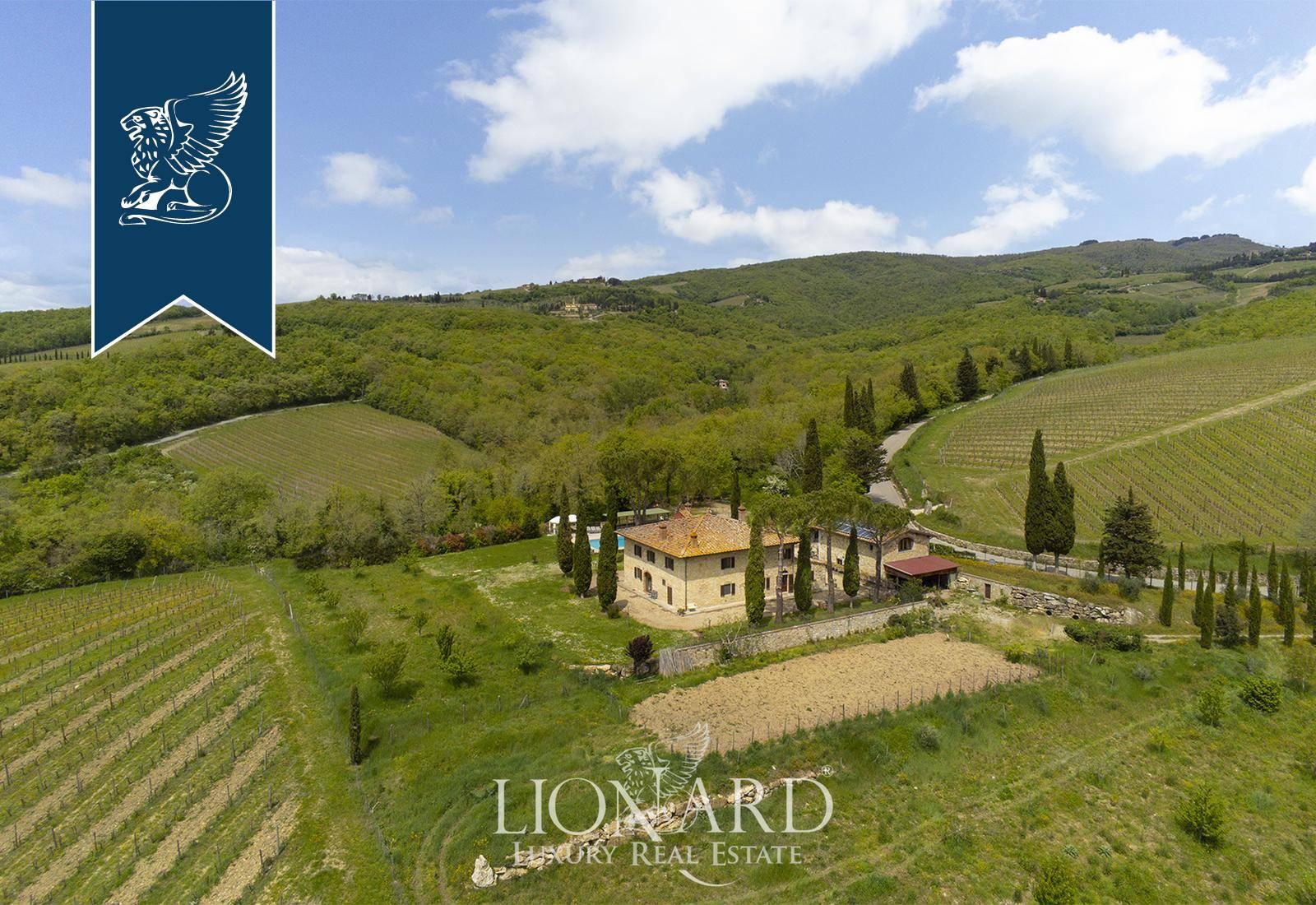 Rustico in Vendita a Radda In Chianti: 0 locali, 600 mq - Foto 7