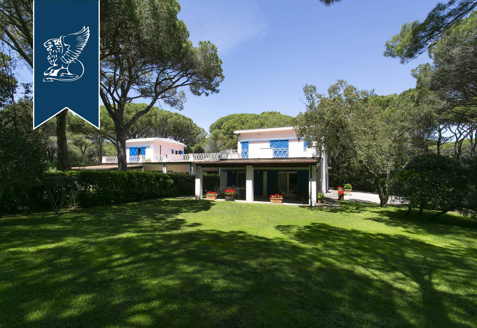 Villa in Vendita a Castiglione Della Pescaia: 0 locali, 600 mq - Foto 1