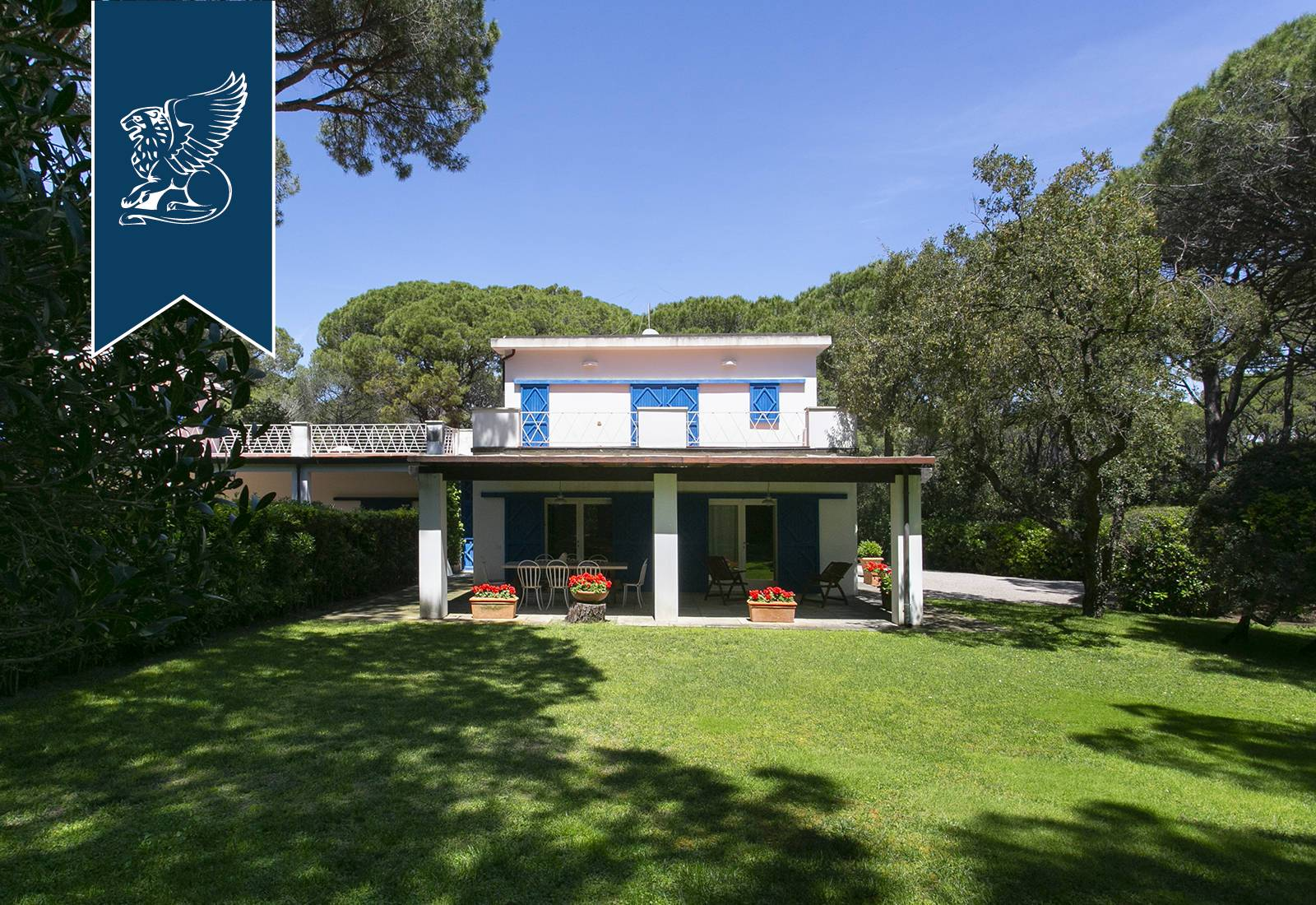 Villa in Vendita a Castiglione Della Pescaia: 0 locali, 600 mq - Foto 3