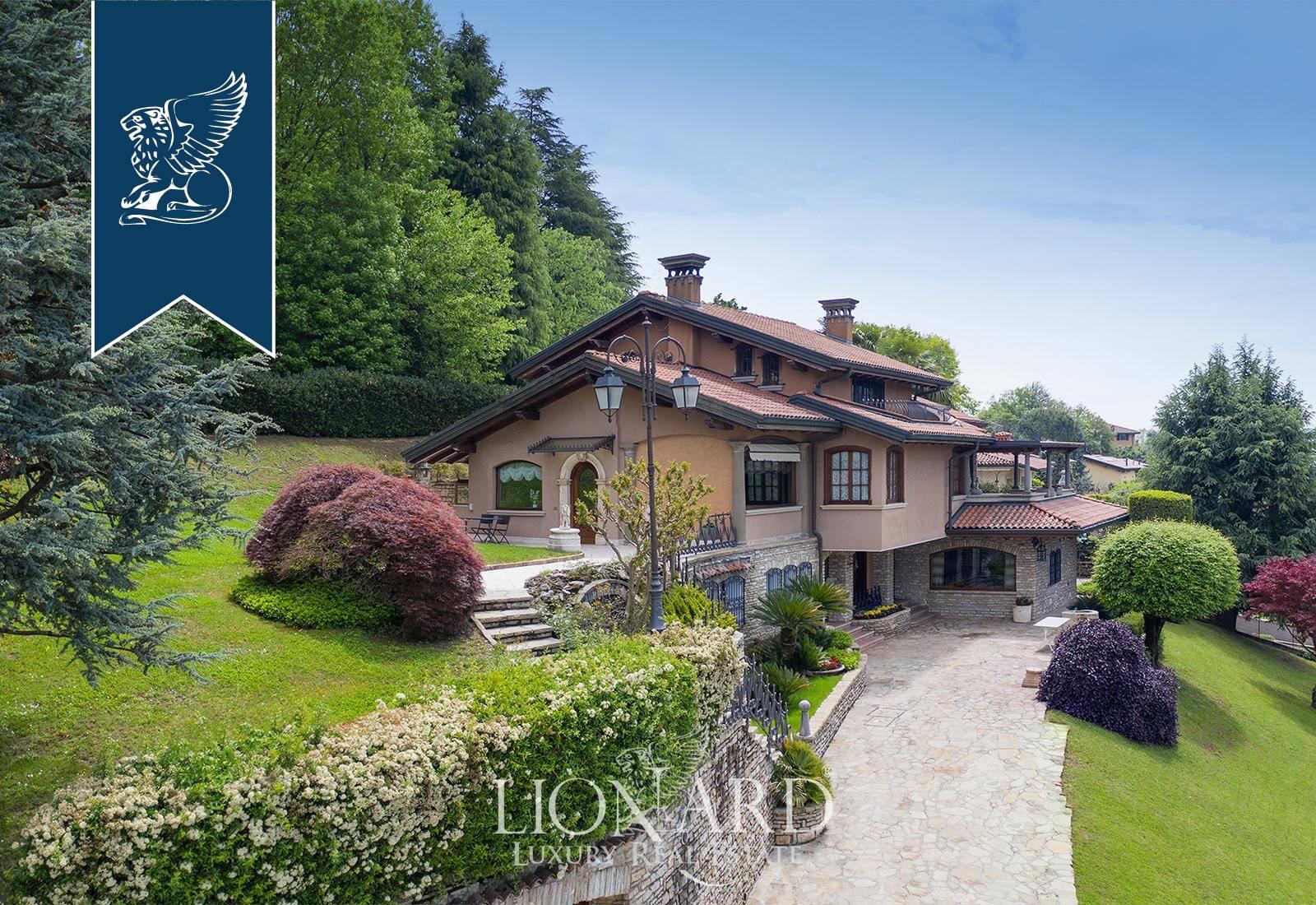 Villa in Vendita a Ponteranica: 0 locali, 590 mq - Foto 3