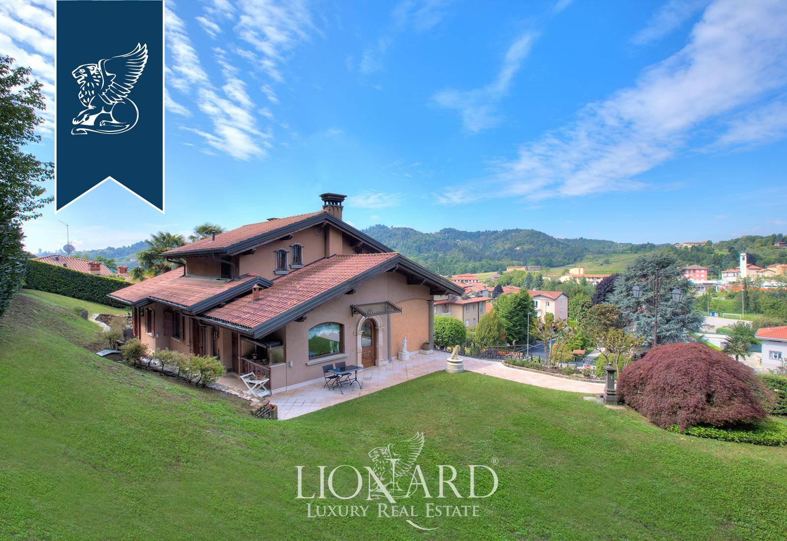 Villa in Vendita a Ponteranica: 0 locali, 590 mq - Foto 4