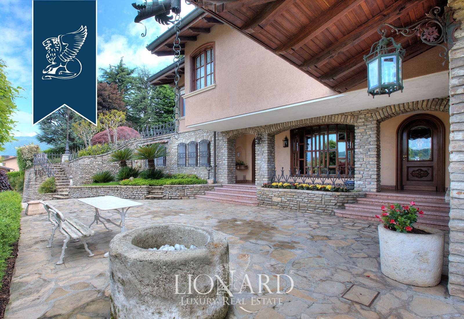 Villa in Vendita a Ponteranica: 0 locali, 590 mq - Foto 2