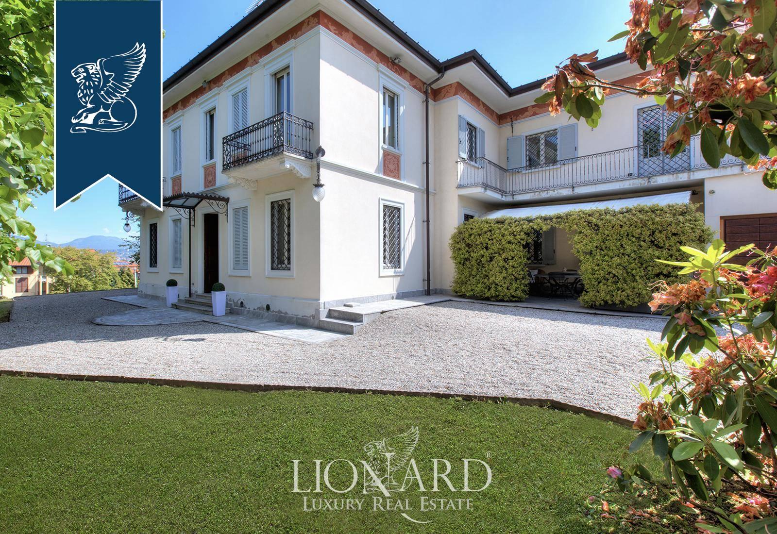 Villa in Vendita a Azzate: 0 locali, 550 mq - Foto 2