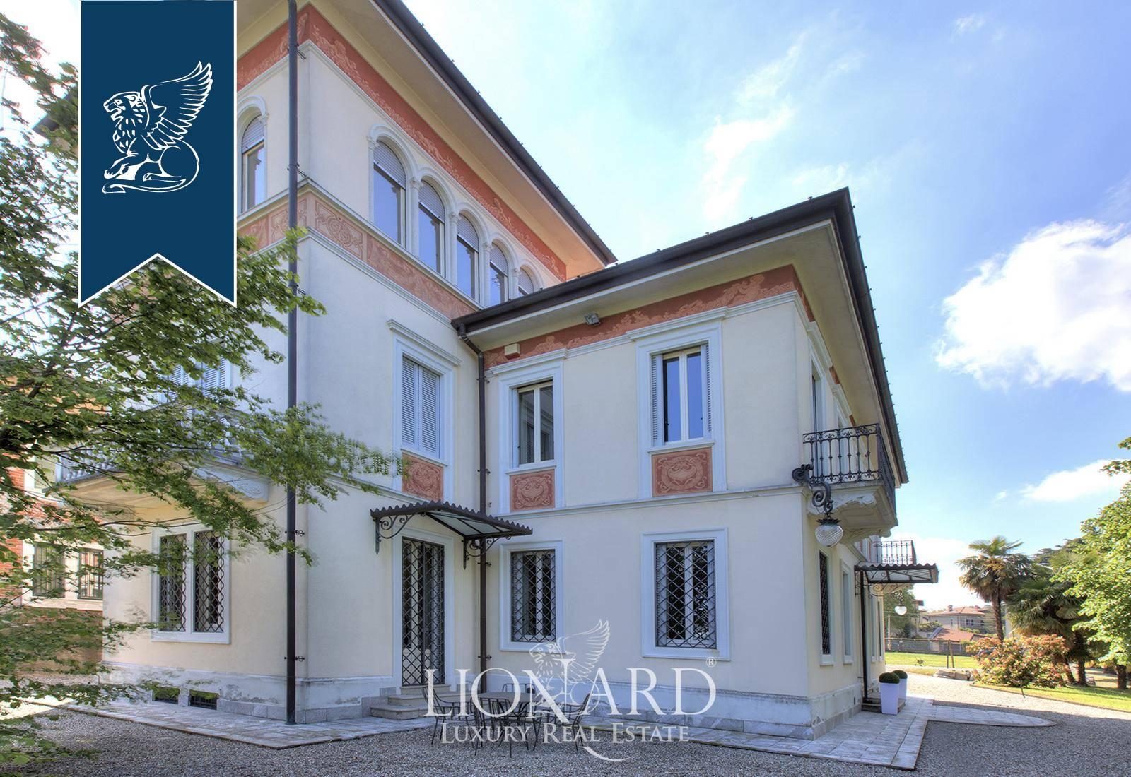 Villa in Vendita a Azzate: 0 locali, 550 mq - Foto 3