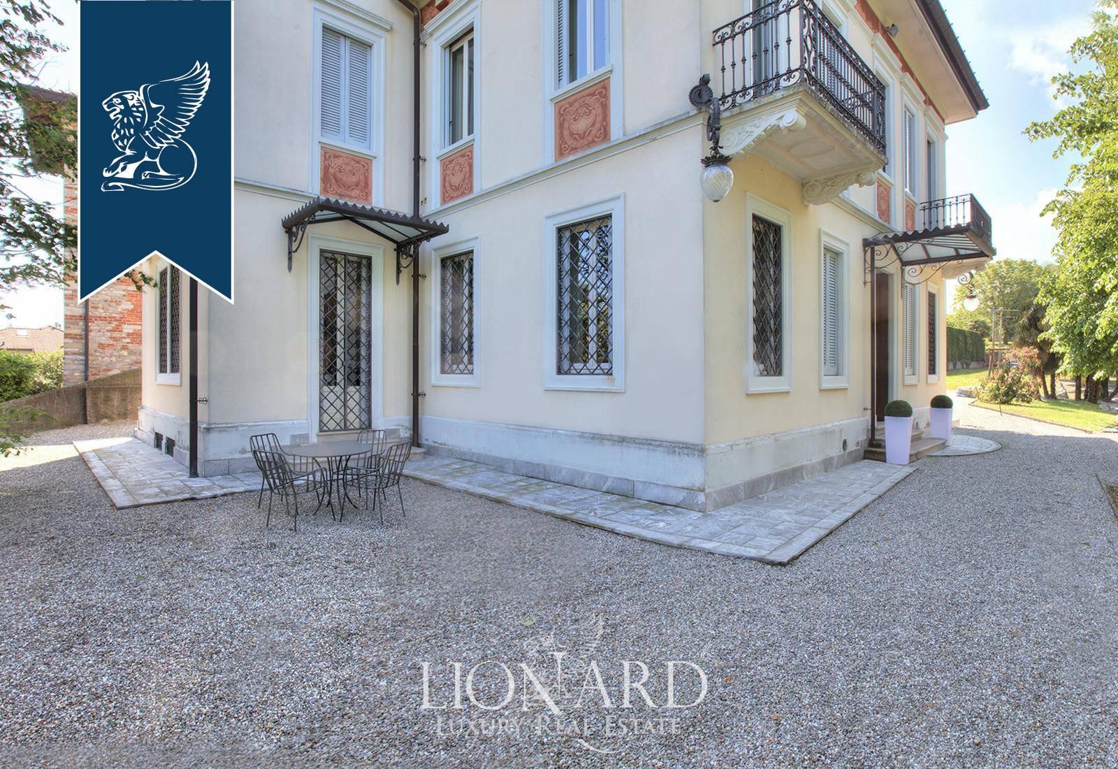 Villa in Vendita a Azzate: 0 locali, 550 mq - Foto 4