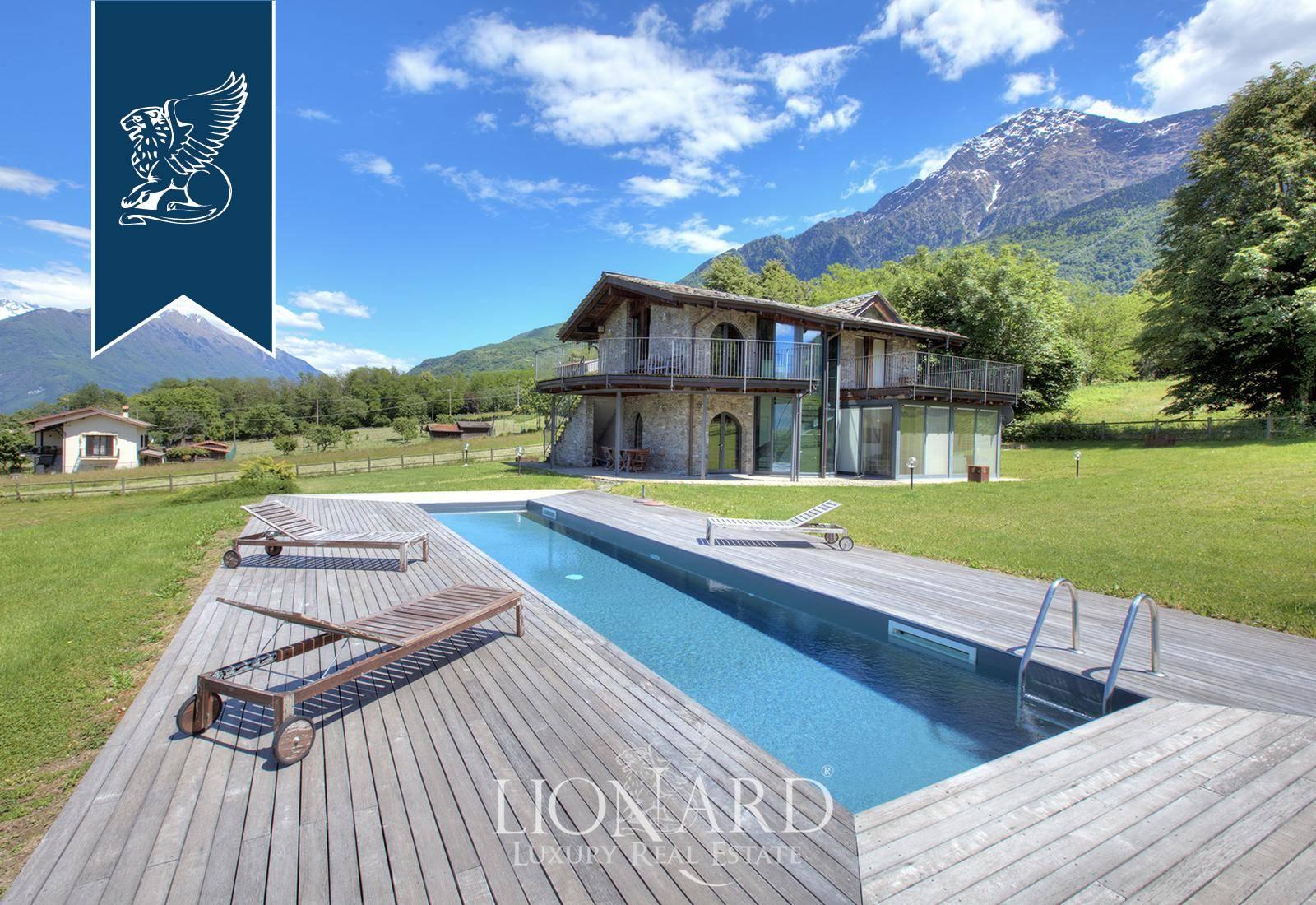 Villa in Vendita a Colico: 0 locali, 300 mq - Foto 2