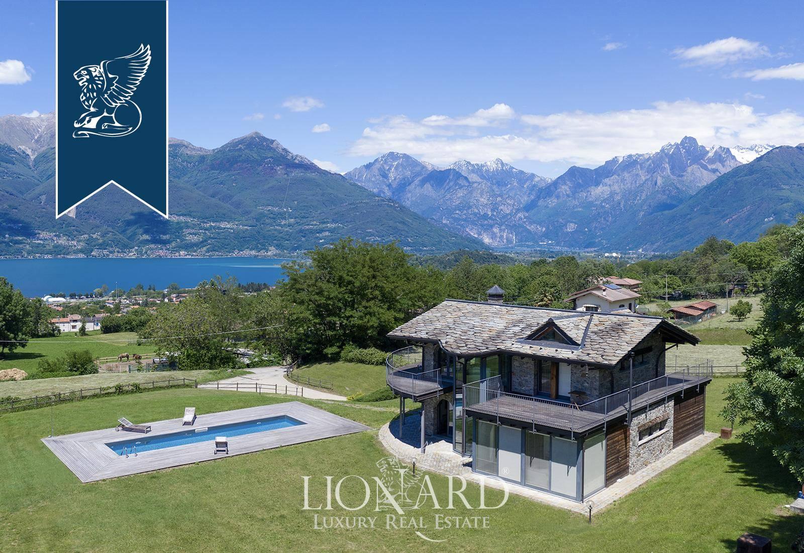 Villa in Vendita a Colico: 0 locali, 300 mq - Foto 1