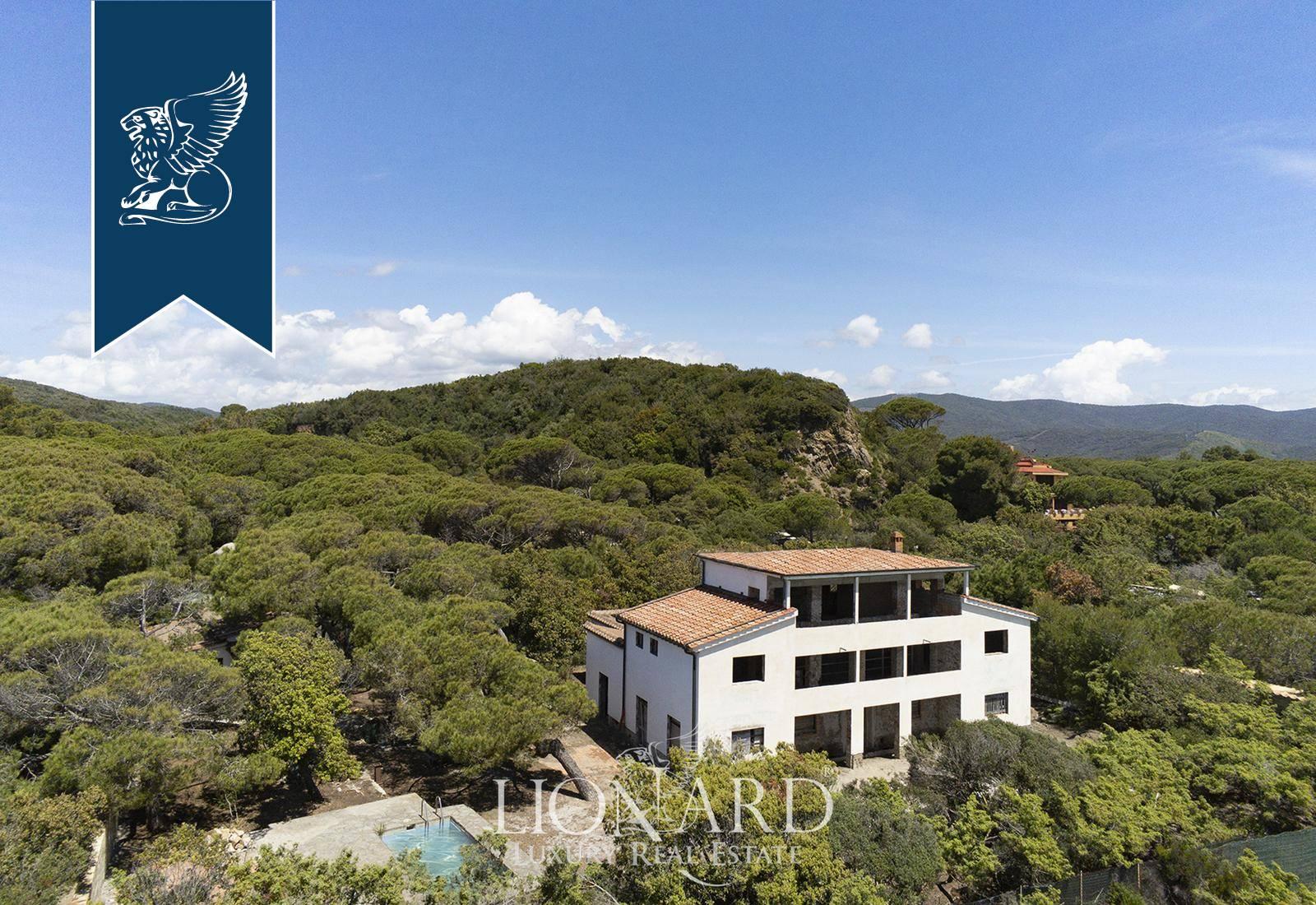 Villa in Vendita a Castiglione Della Pescaia: 0 locali, 604 mq - Foto 7