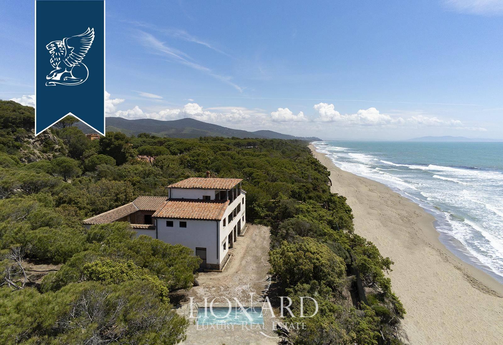 Villa in Vendita a Castiglione Della Pescaia: 0 locali, 604 mq - Foto 8