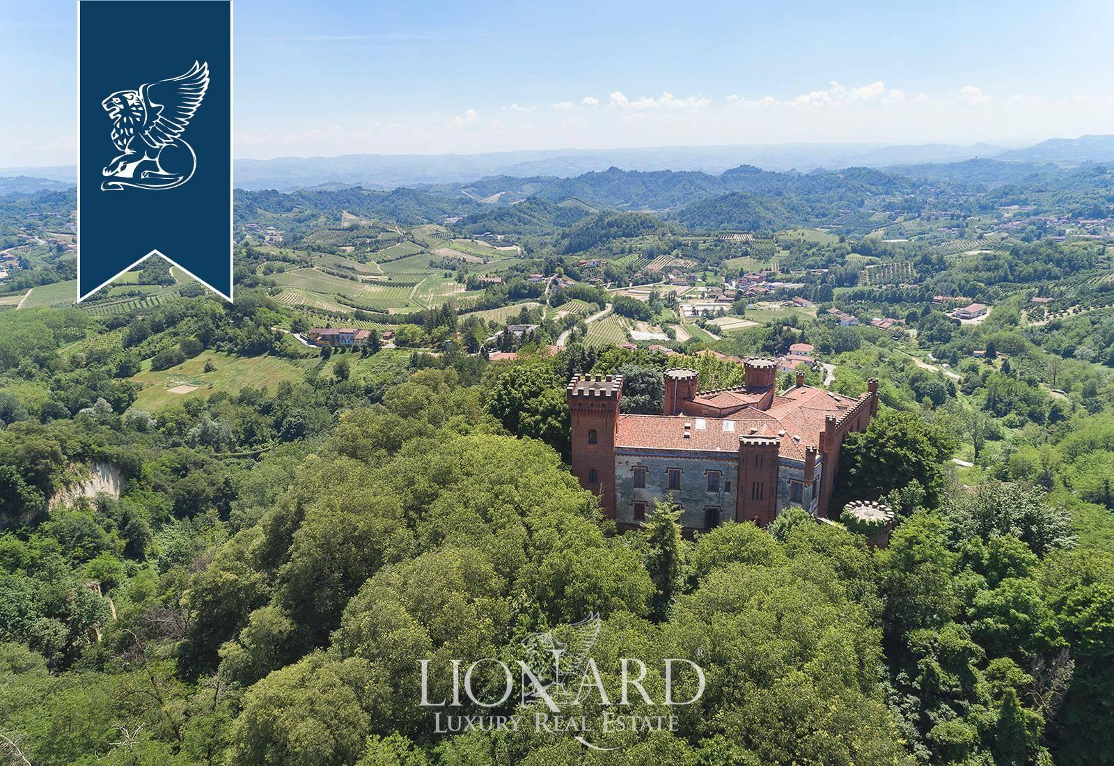 Villa in Vendita a Baldissero D'Alba: 0 locali, 2500 mq - Foto 2
