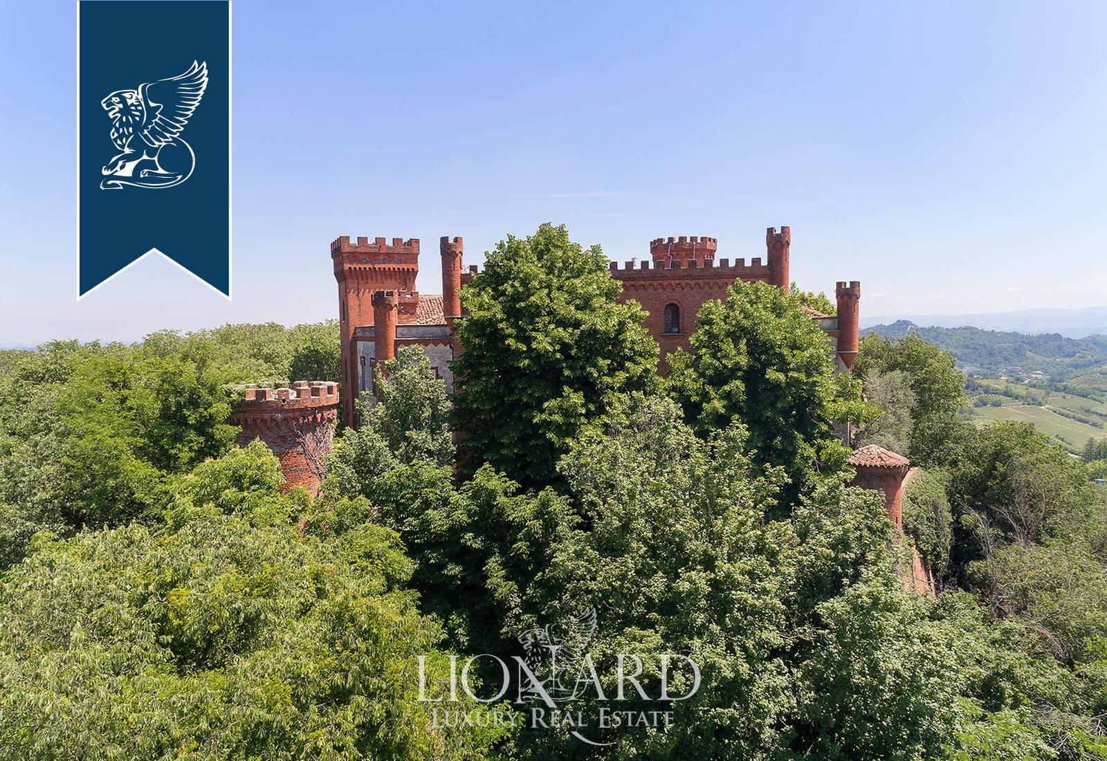 Villa in Vendita a Baldissero D'Alba: 0 locali, 2500 mq - Foto 3