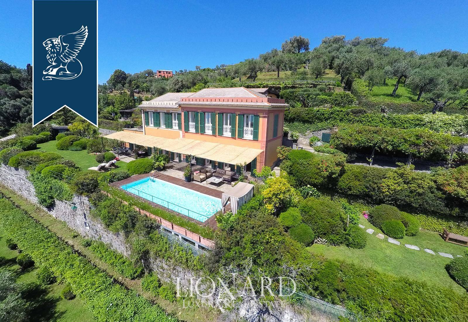 Villa in Vendita a Portofino: 0 locali, 500 mq - Foto 4