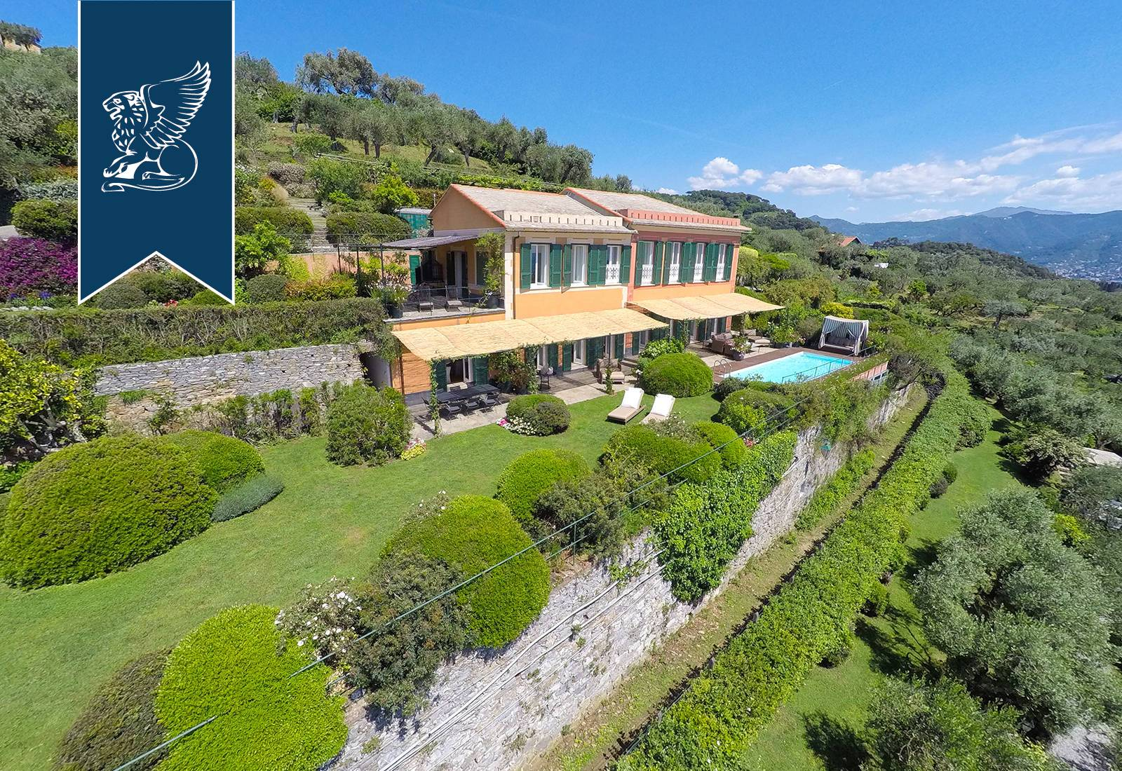Villa in Vendita a Portofino: 0 locali, 500 mq - Foto 5