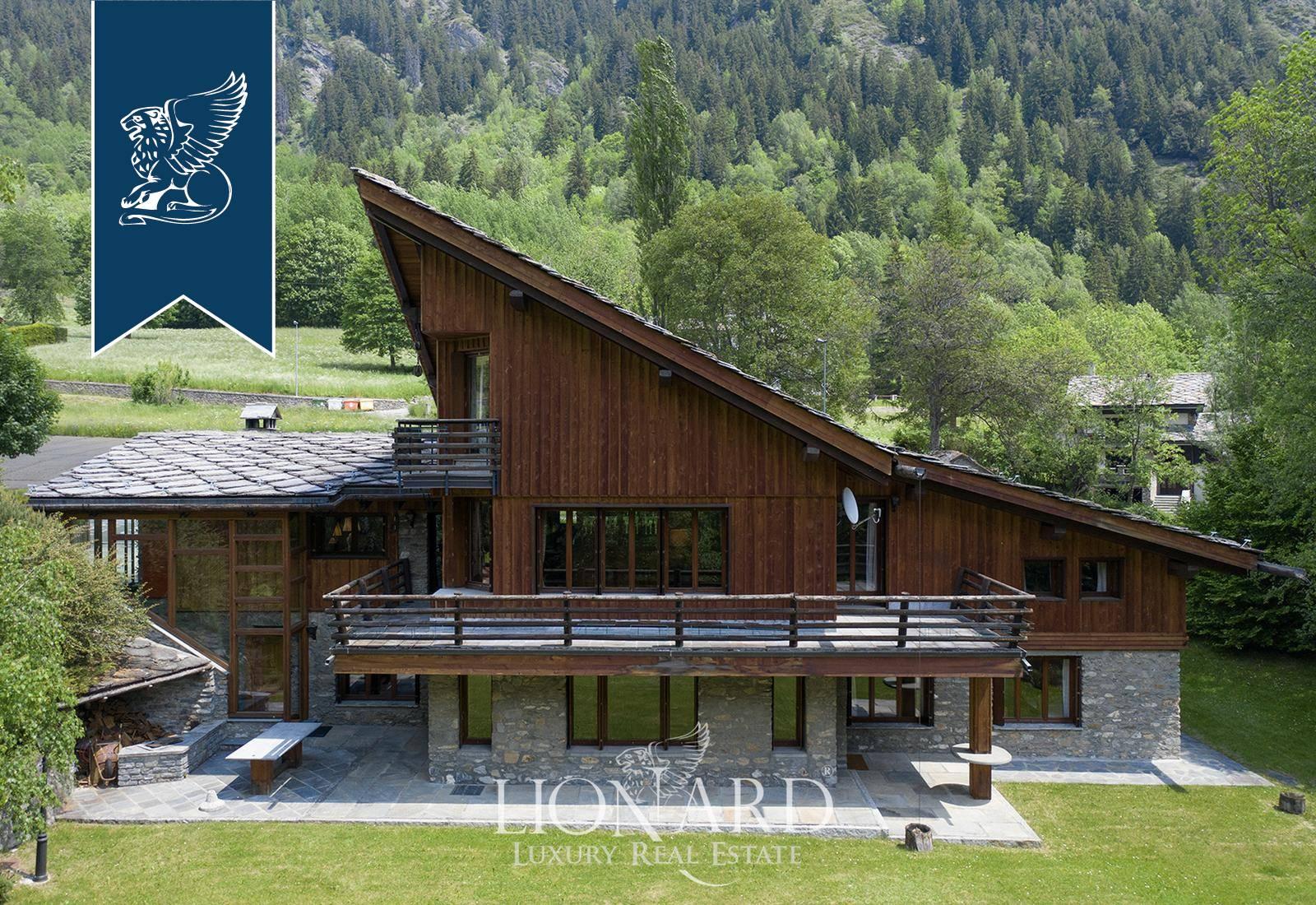 Villa in Vendita a Pre'-Saint-Didier: 0 locali, 800 mq - Foto 2