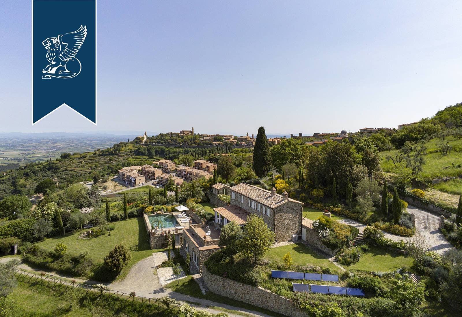 Villa in Vendita a Montalcino: 0 locali, 300 mq - Foto 6