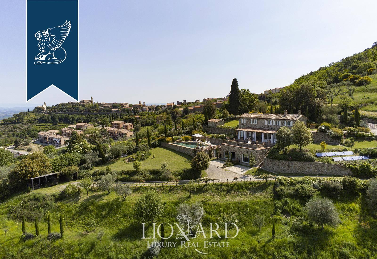 Villa in Vendita a Montalcino: 0 locali, 300 mq - Foto 2