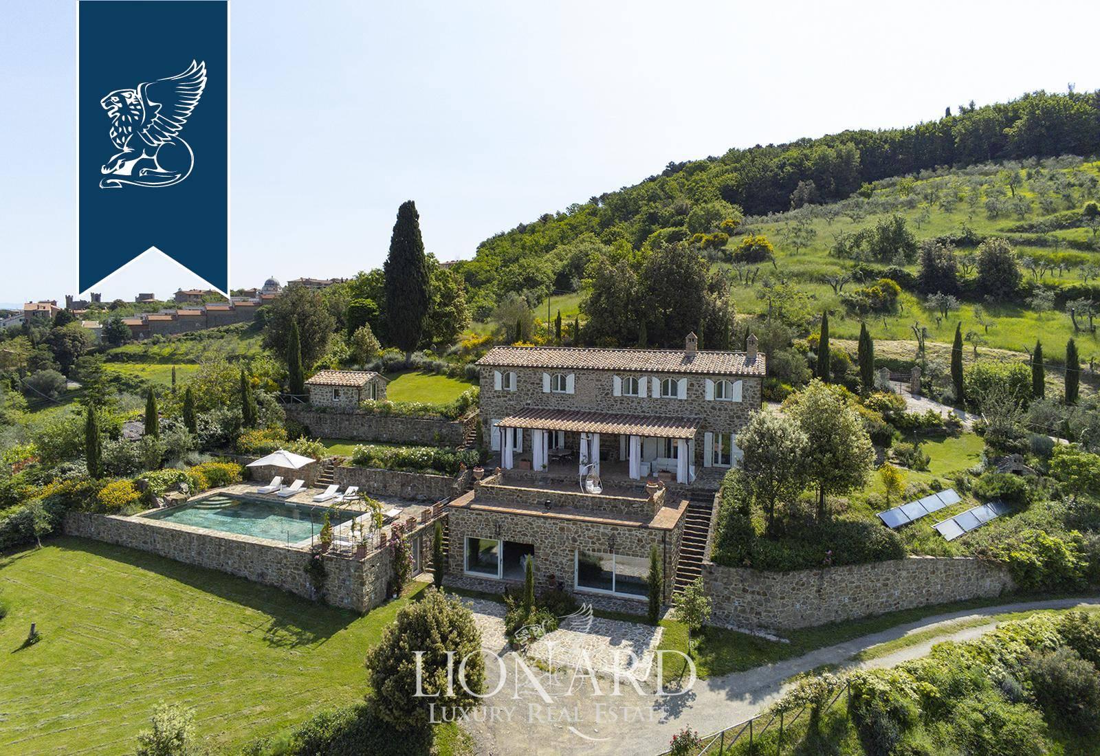 Villa in Vendita a Montalcino: 0 locali, 300 mq - Foto 3