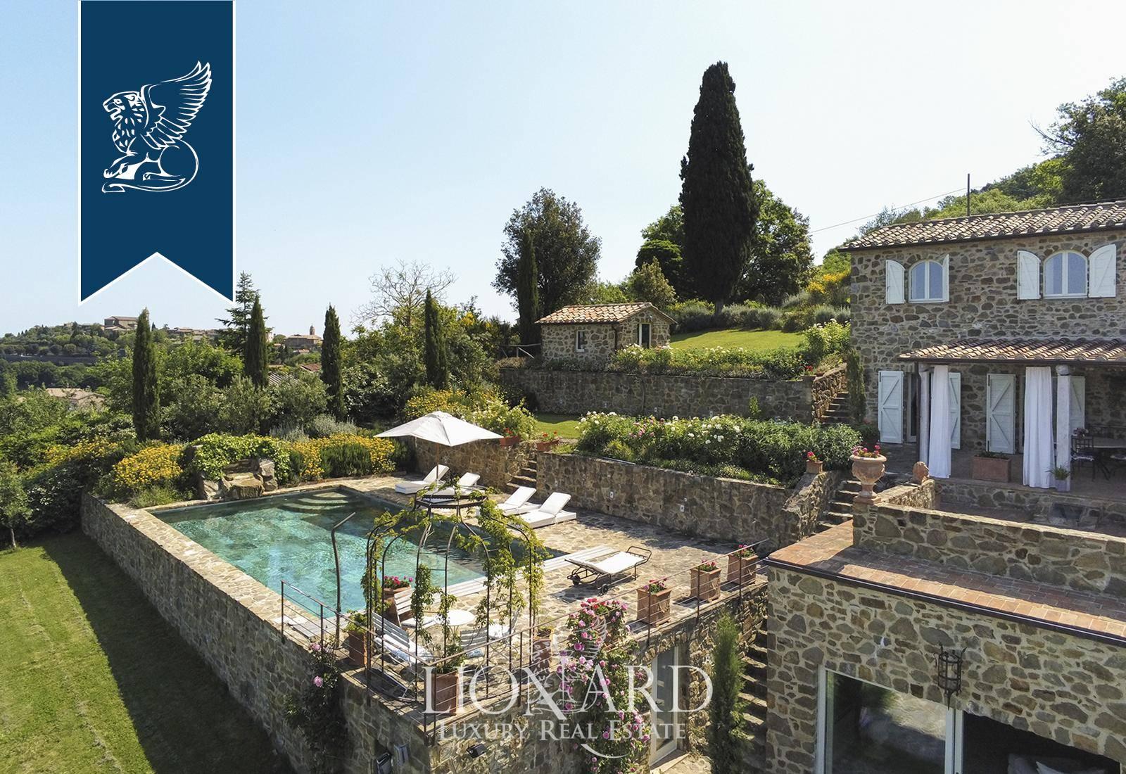 Villa in Vendita a Montalcino: 0 locali, 300 mq - Foto 4