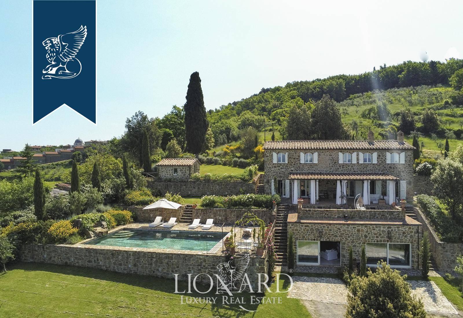 Villa in Vendita a Montalcino: 0 locali, 300 mq - Foto 5