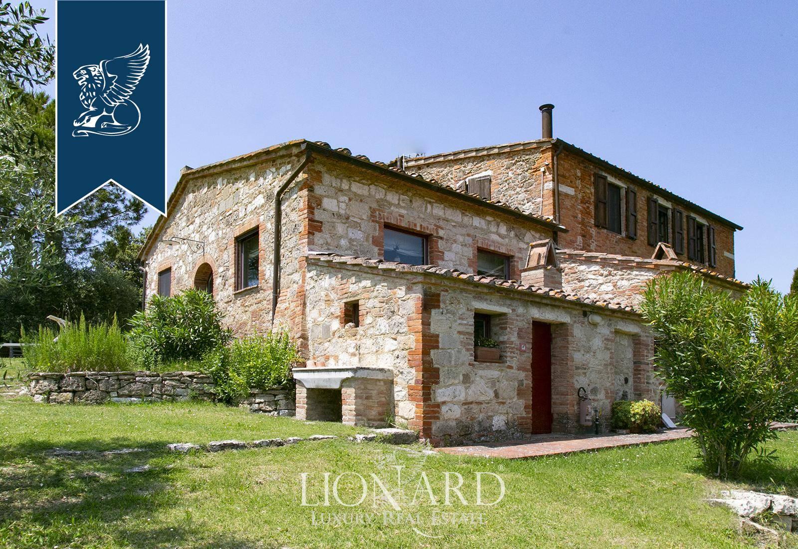 Agriturismo in Vendita a Asciano: 0 locali, 830 mq - Foto 7