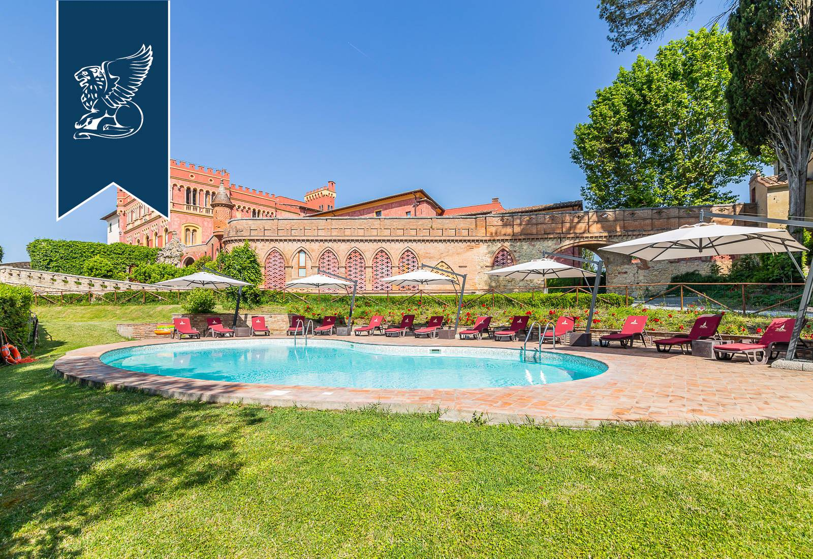 Villa in Vendita a Casciana Terme Lari: 0 locali, 4000 mq - Foto 9