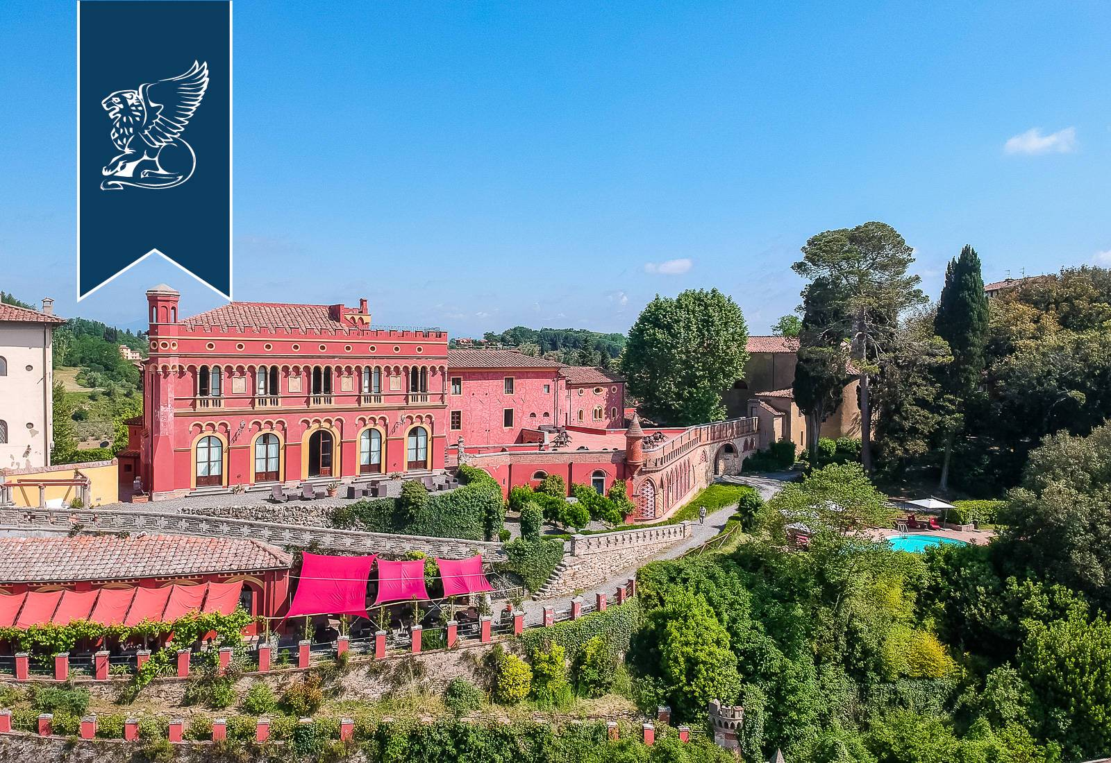 Villa in Vendita a Lari: 0 locali, 4000 mq - Foto 6