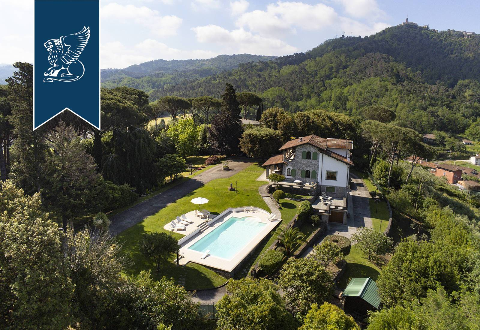 Villa in Vendita a Camaiore: 0 locali, 400 mq - Foto 7