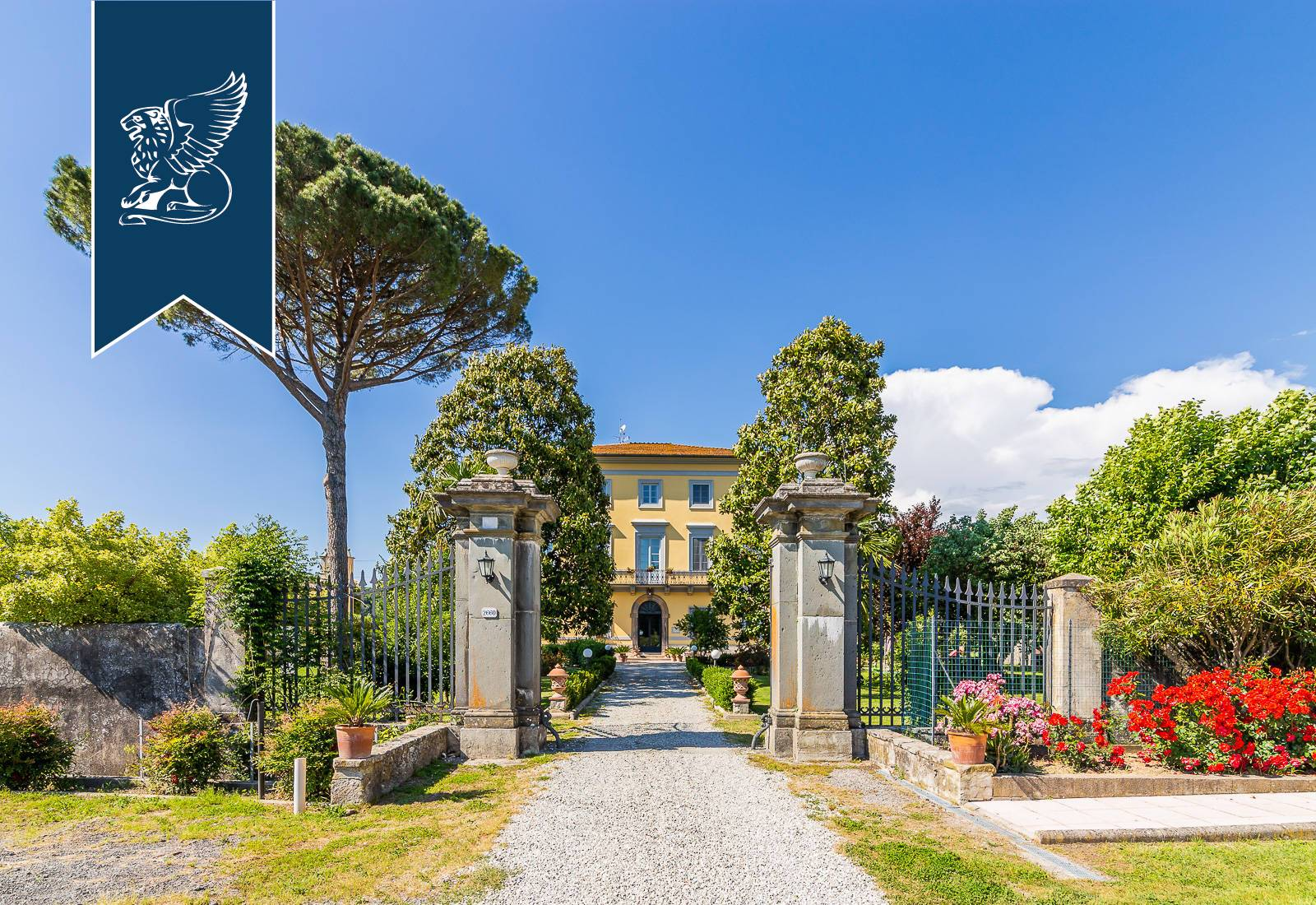 Villa in Vendita a Lucca: 0 locali, 1500 mq - Foto 8