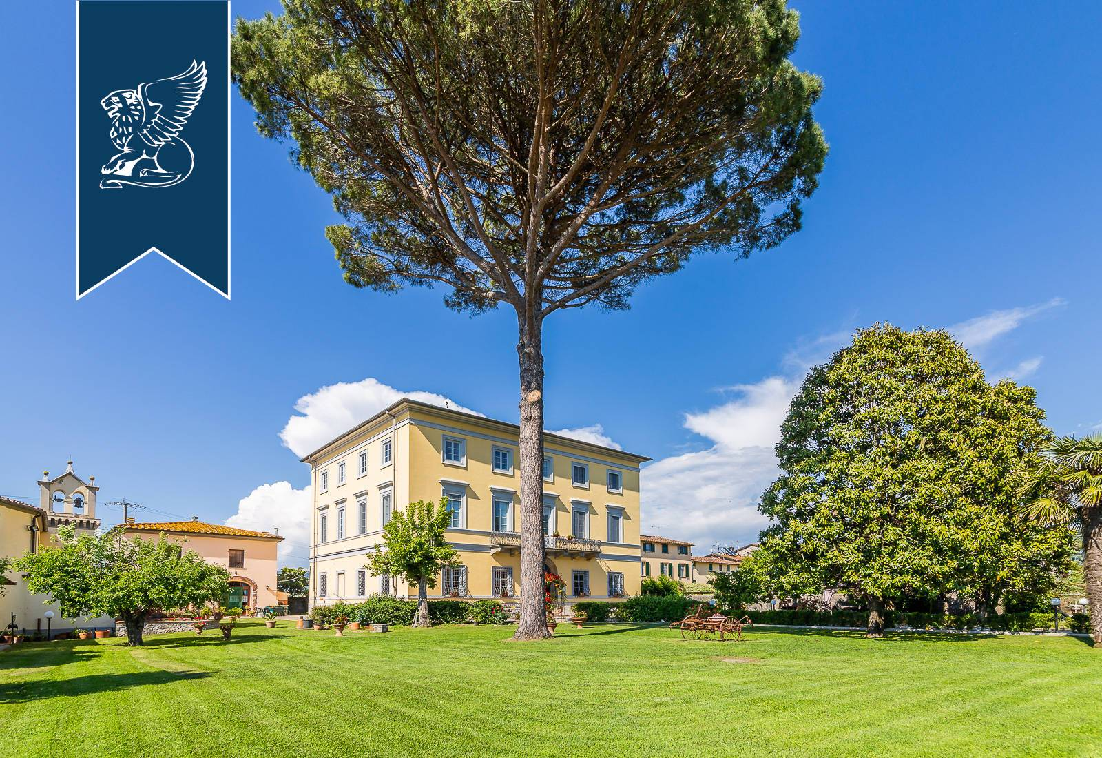Villa in Vendita a Lucca: 0 locali, 1500 mq - Foto 9