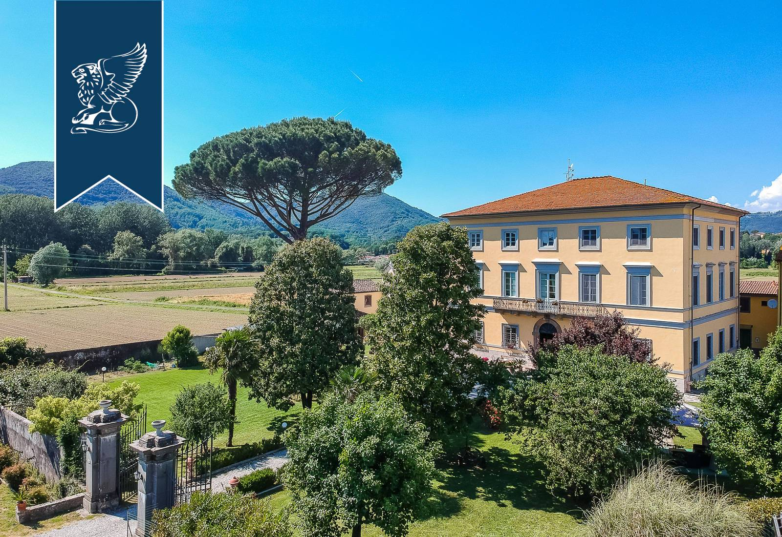 Villa in Vendita a Lucca: 0 locali, 1500 mq - Foto 3