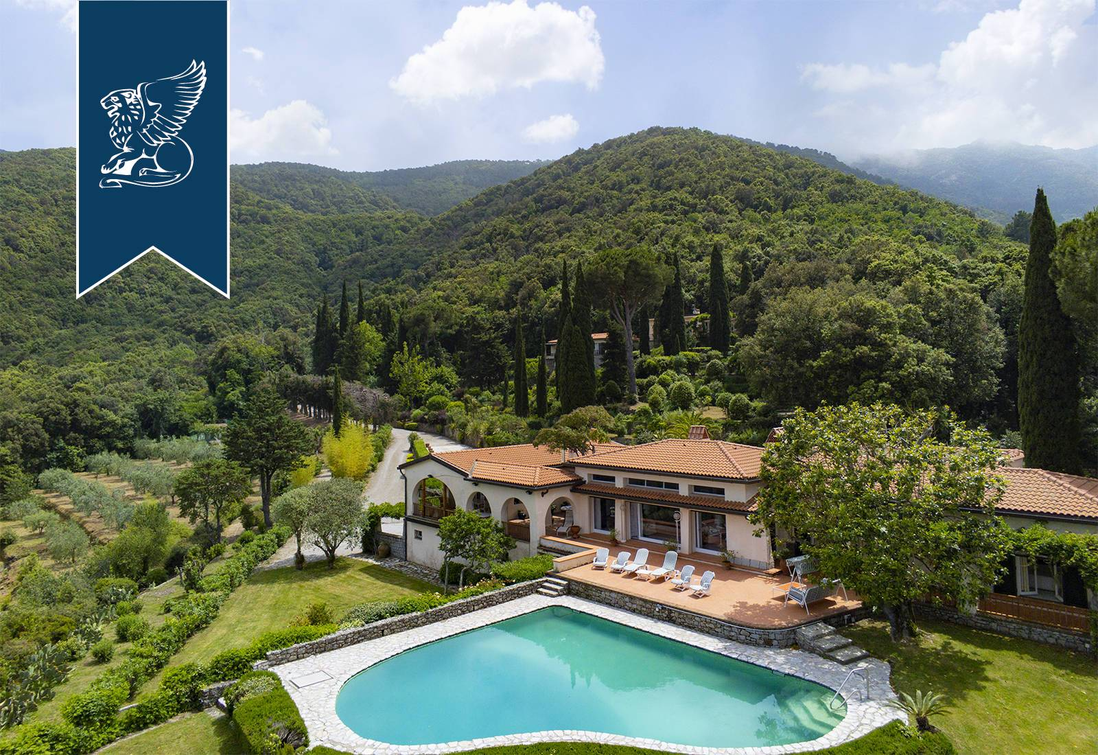 Villa in Vendita a Marciana: 0 locali, 740 mq - Foto 2