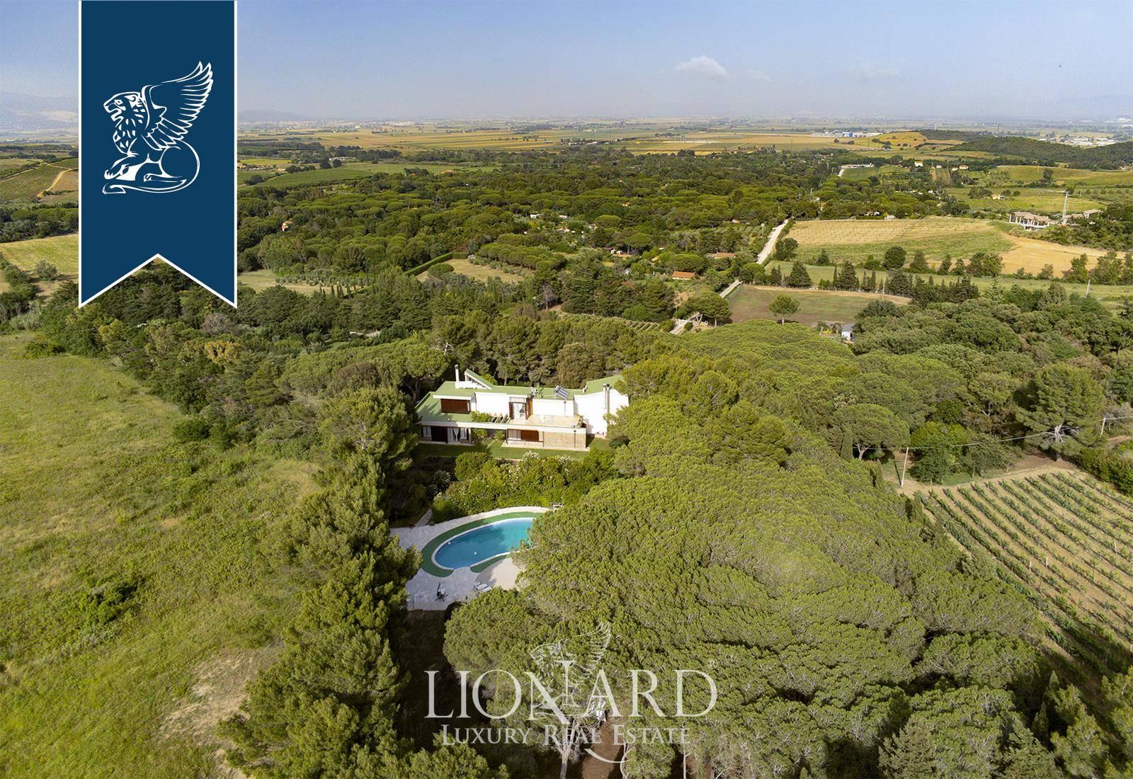 Villa in Vendita a Piombino: 0 locali, 800 mq - Foto 2