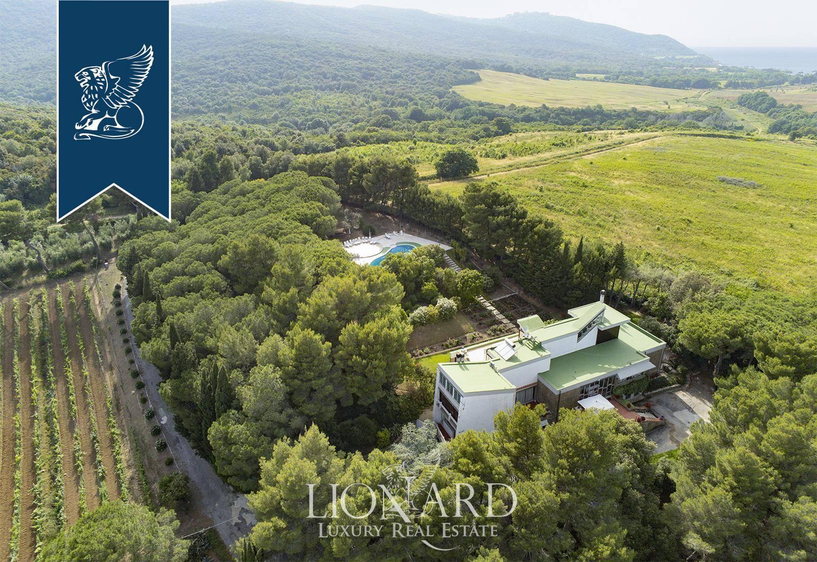 Villa in Vendita a Piombino: 0 locali, 800 mq - Foto 4