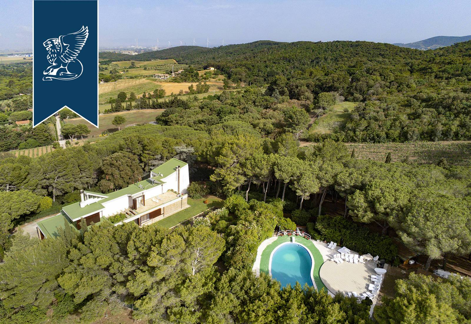Villa in Vendita a Piombino: 0 locali, 800 mq - Foto 6