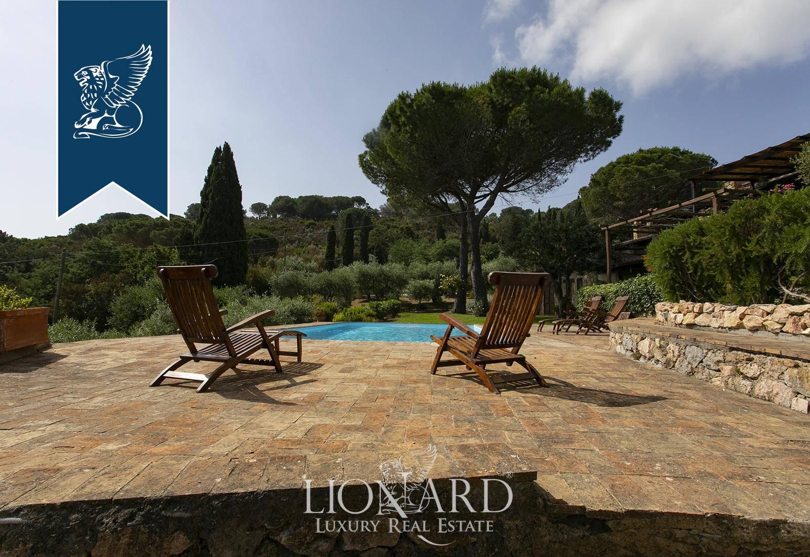 Villa in Vendita a Monte Argentario: 0 locali, 450 mq - Foto 4
