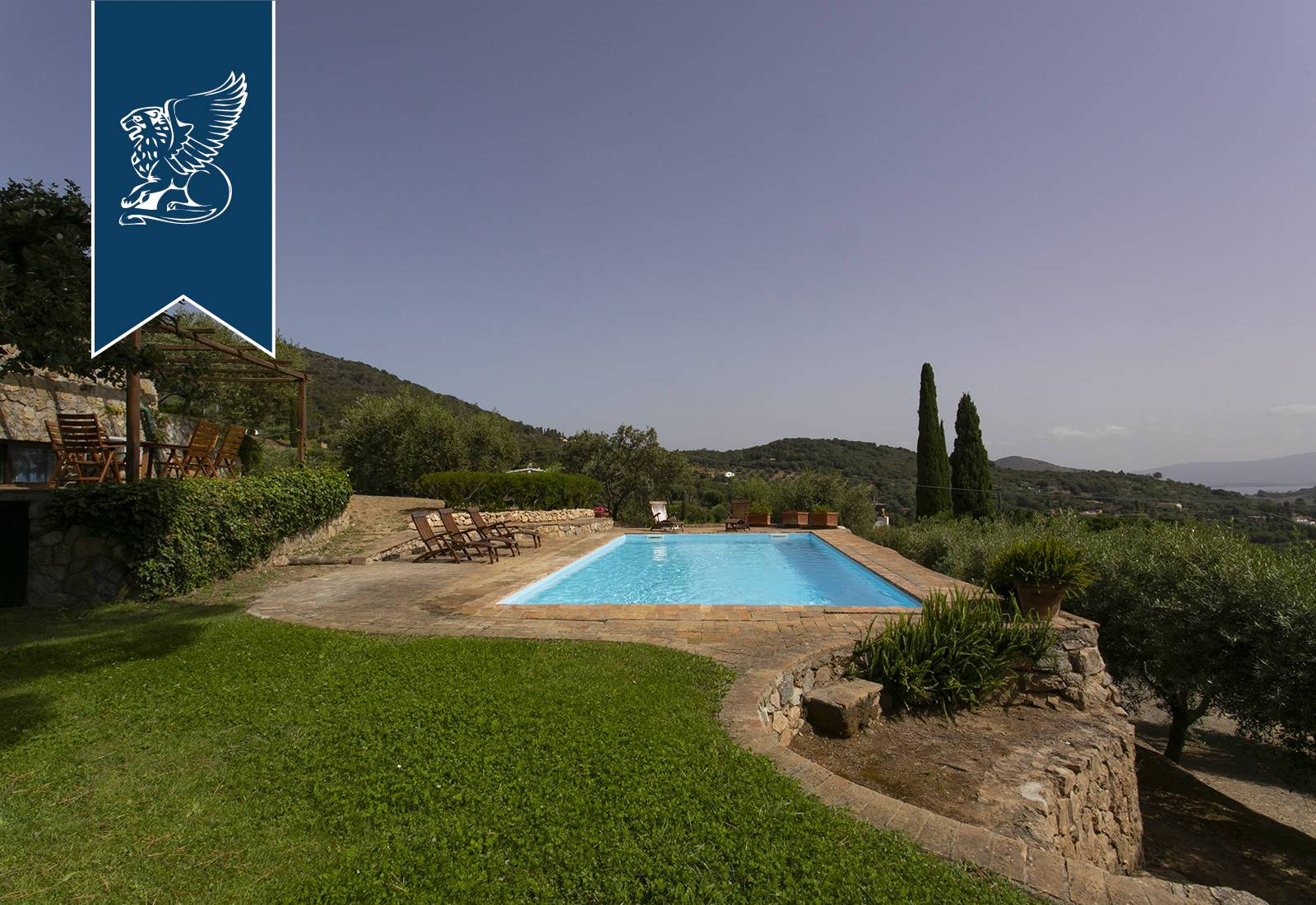 Villa in Vendita a Monte Argentario: 0 locali, 450 mq - Foto 5