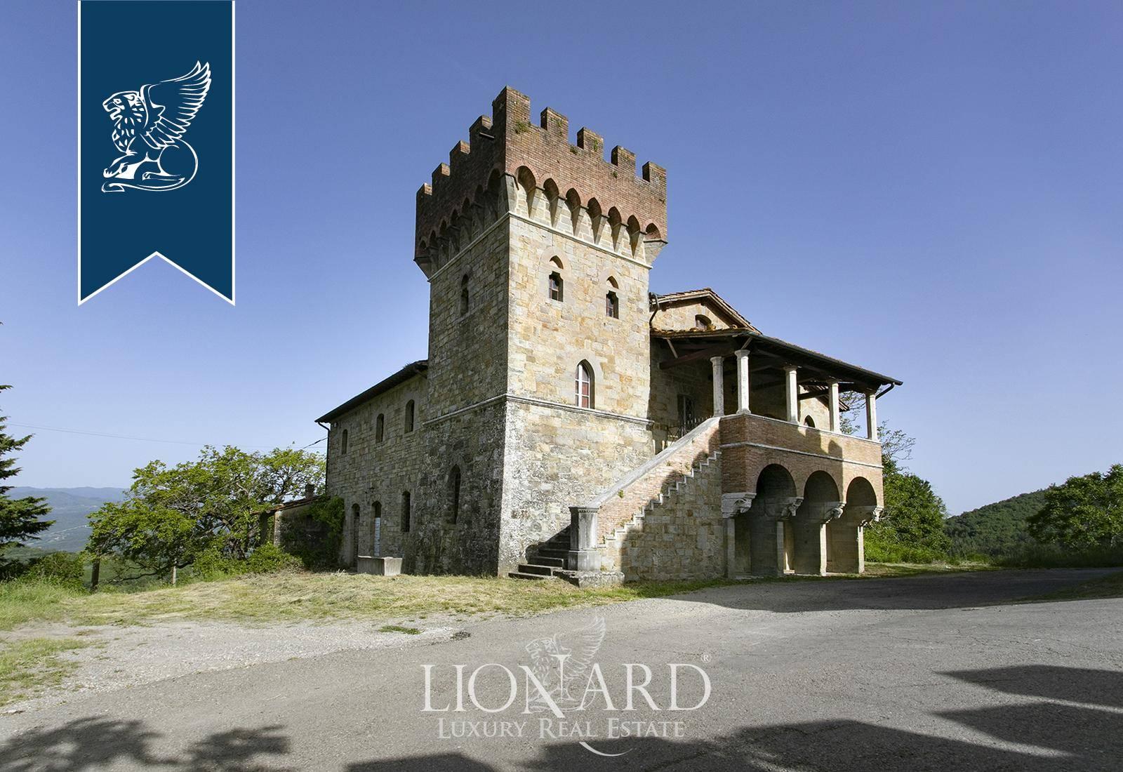 Villa in Vendita a Subbiano: 0 locali, 2040 mq - Foto 5
