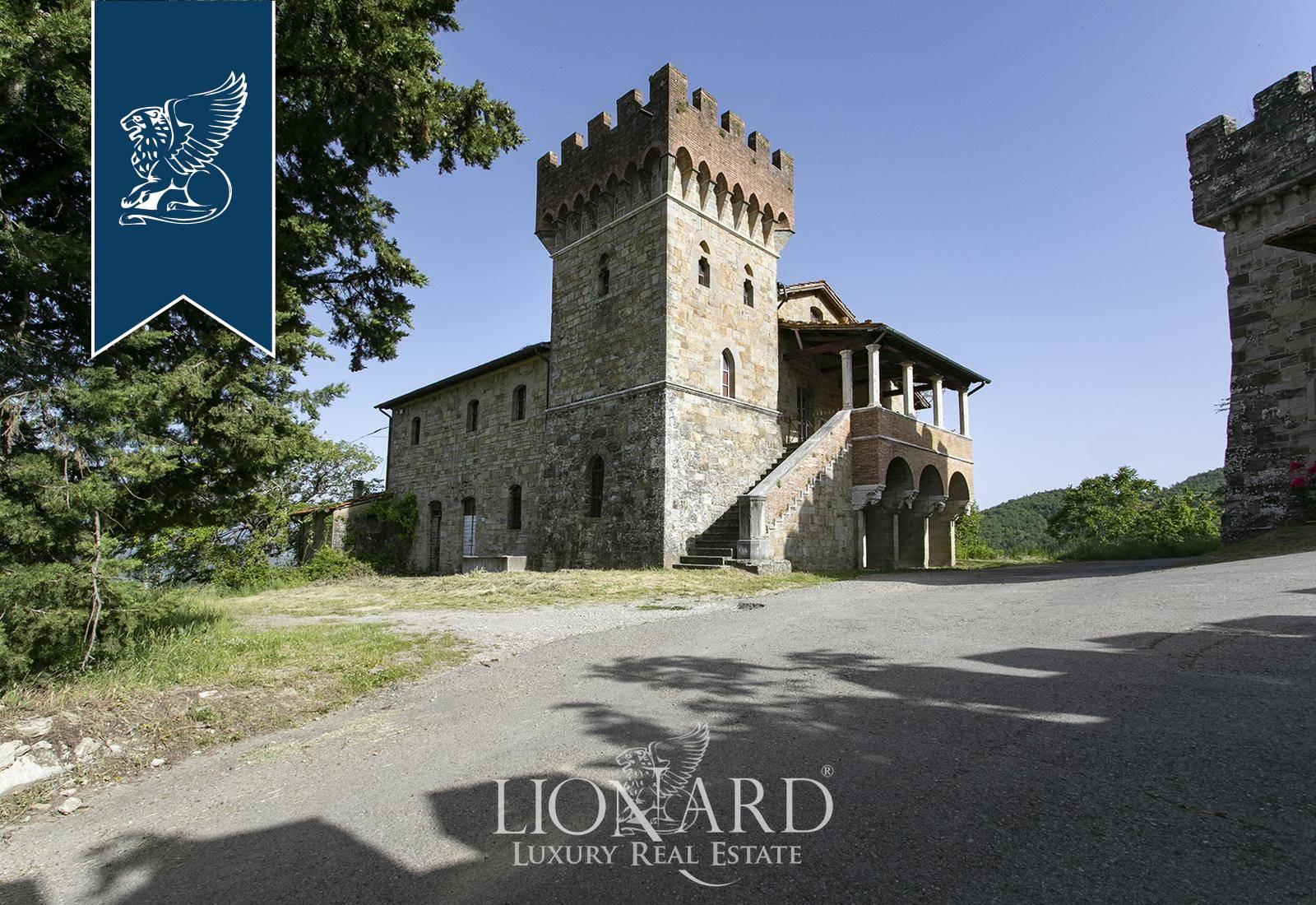 Villa in Vendita a Subbiano: 0 locali, 2040 mq - Foto 4